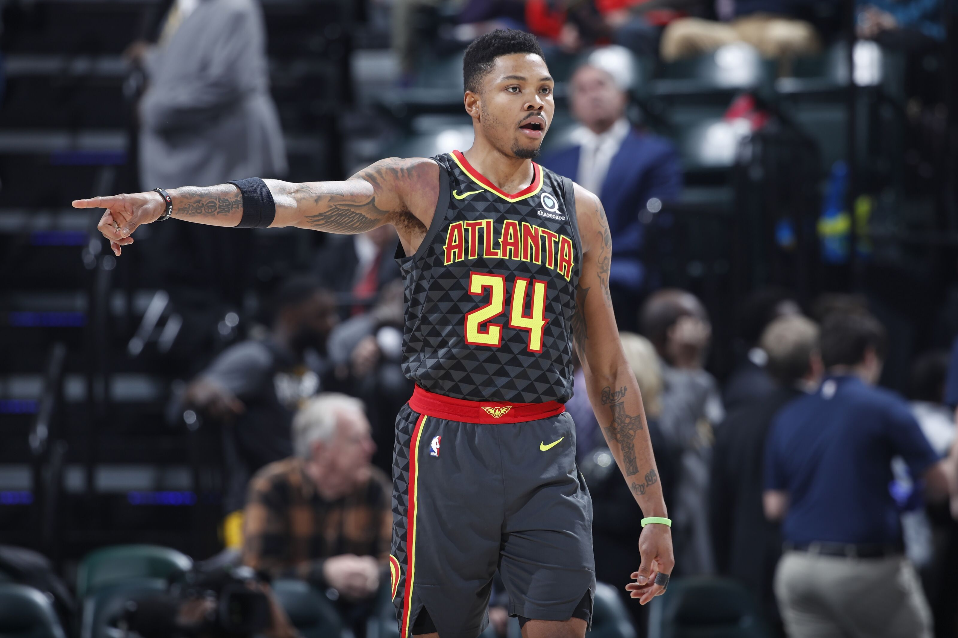 Kent Bazemore is not headed to the Houston Rockets ed45b66ed