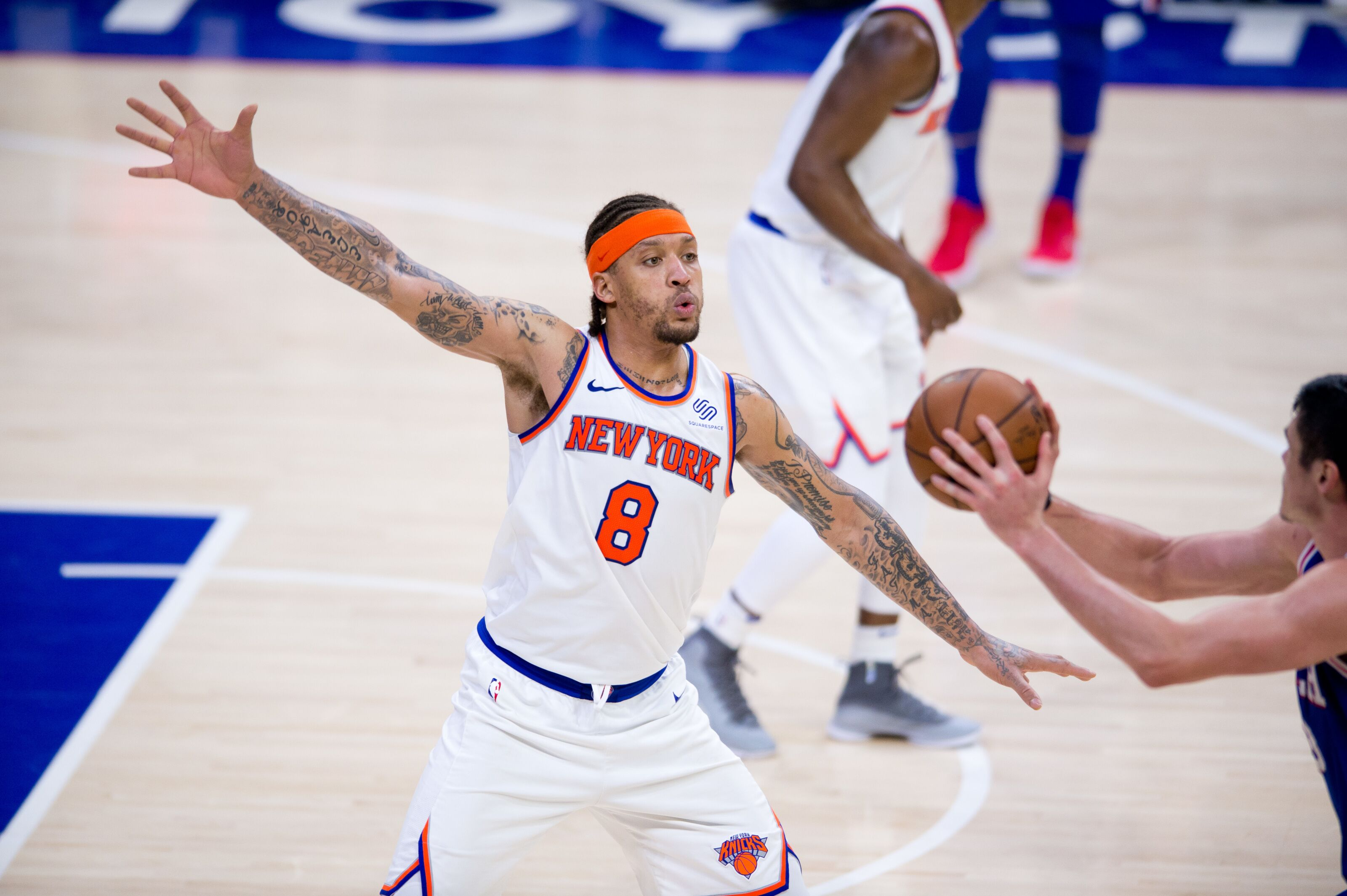 166a13ea1 The Lakers troll LeBron James with Michael Beasley signing