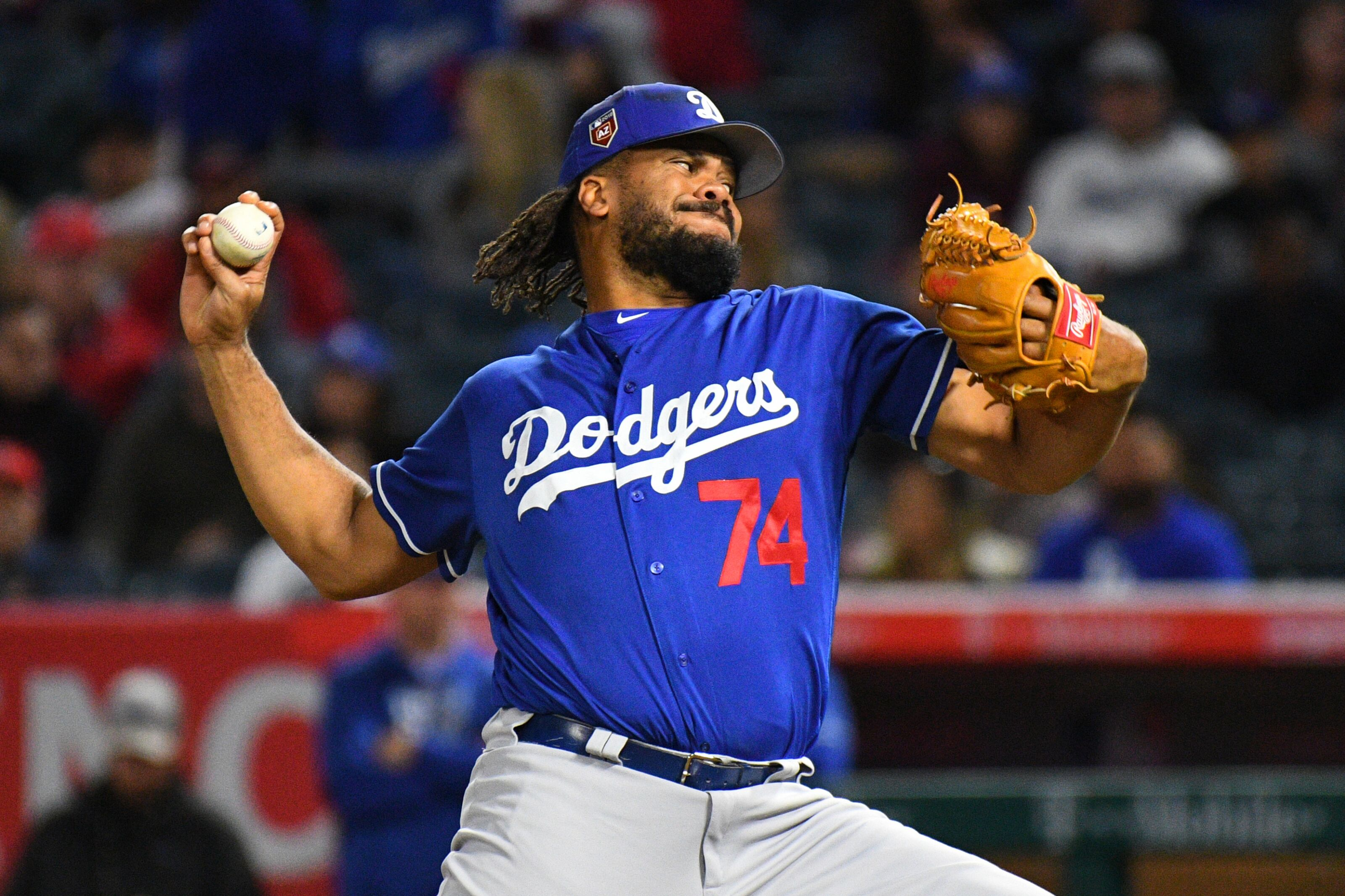 da33b8d5ca6 Dodgers closer Kenley Jansen to pay medical costs for MS patient