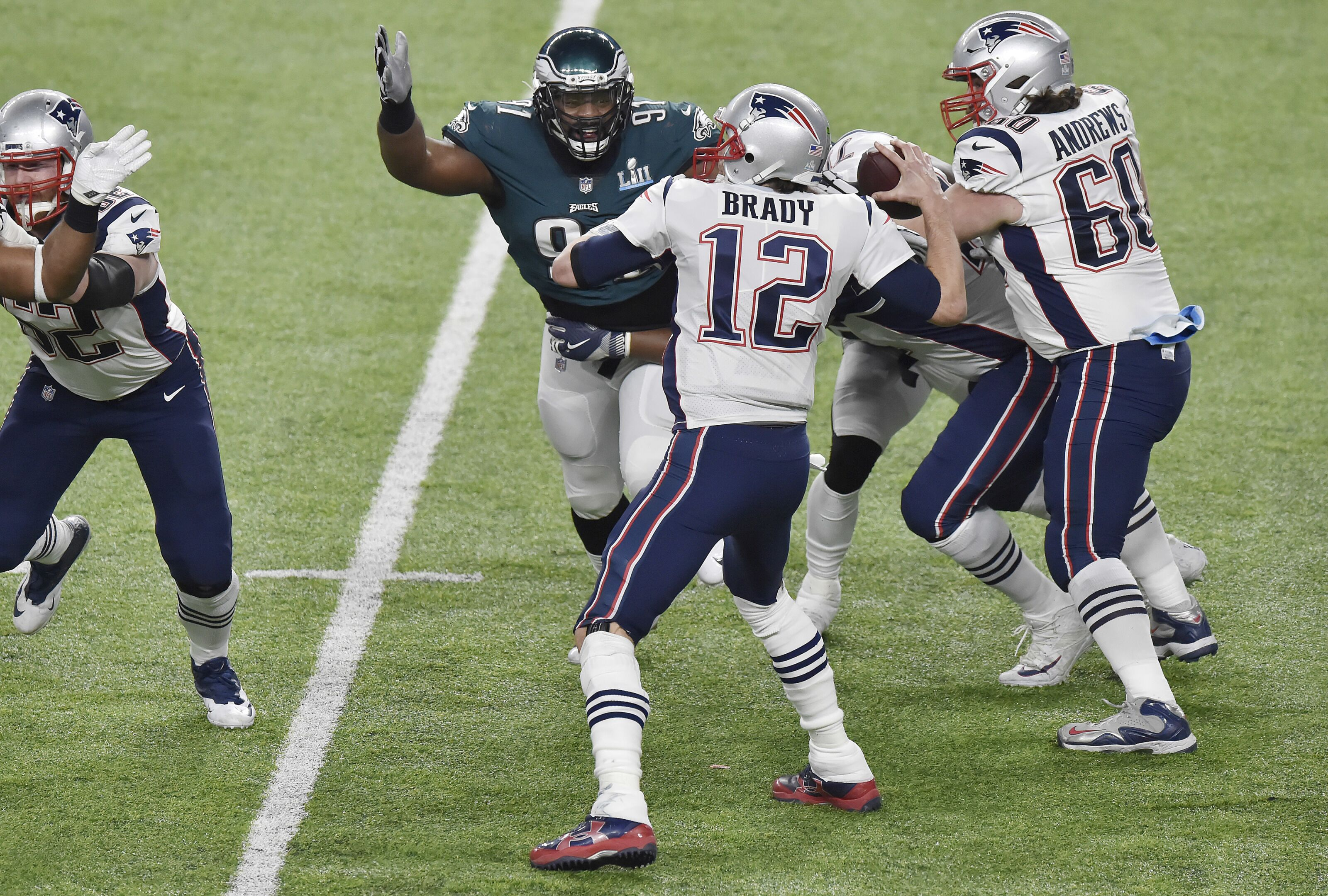 Patriots, Eagles have best Super Bowl 53 odds