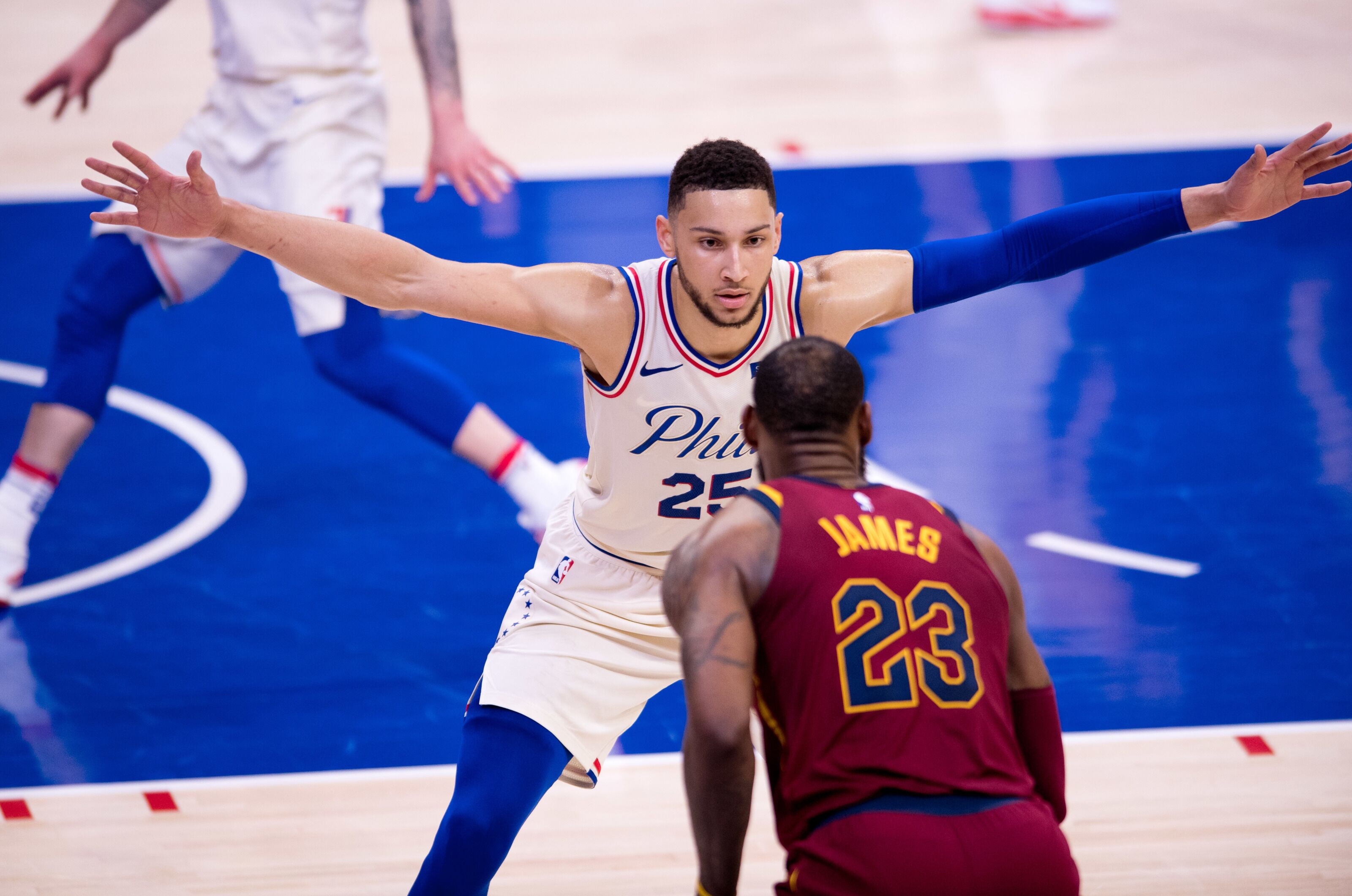 f9f2b1ae71a1 Why LeBron James should and shouldn t sign with the 76ers in free agency