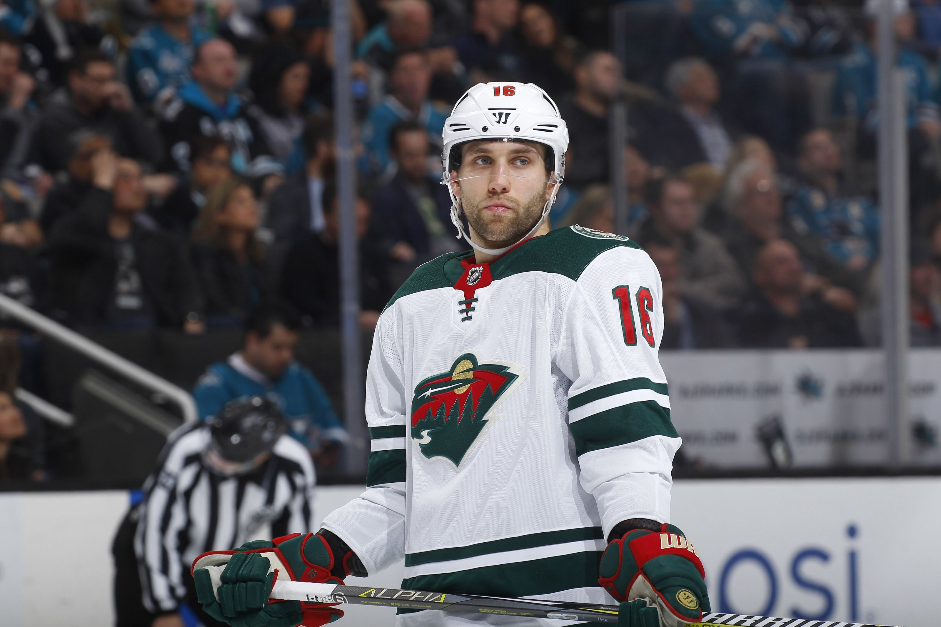Minnesota Wild Reward Jason Zucker With New Deal After Record Year