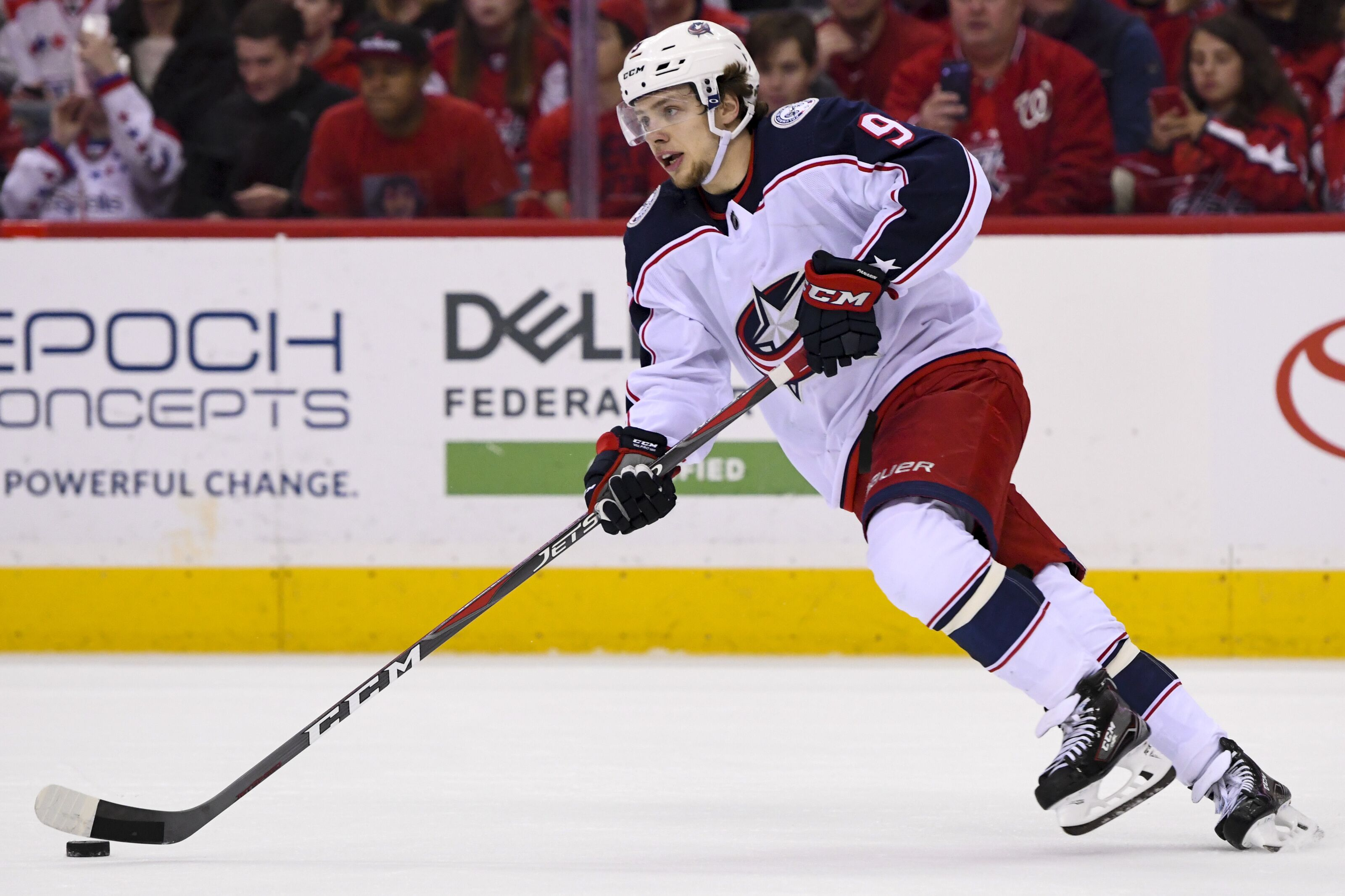 8aa98c6895c Stale in Columbus, Panarin would consider a return to Chicago