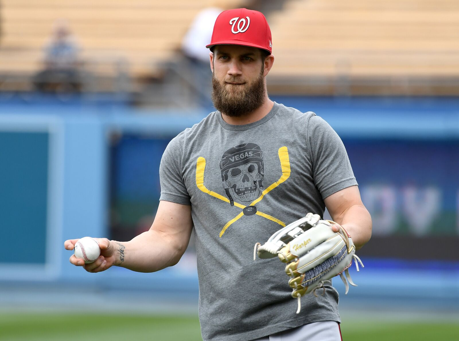Ice-Cold Takes (playoffs edition): Fortnite addiction, Vegas and Bryce Harper