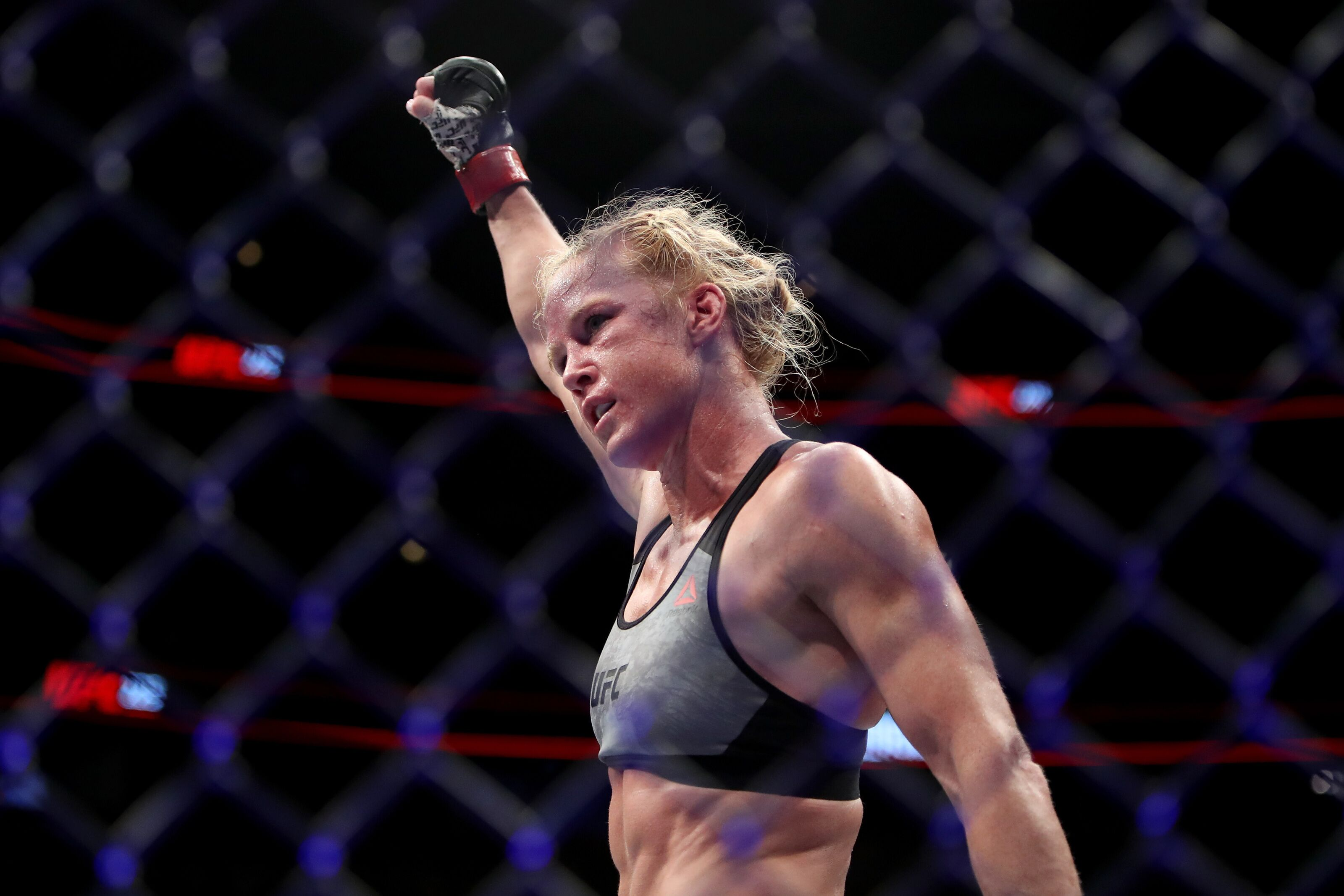 Holly Holm inks new six-fight deal with the UFC