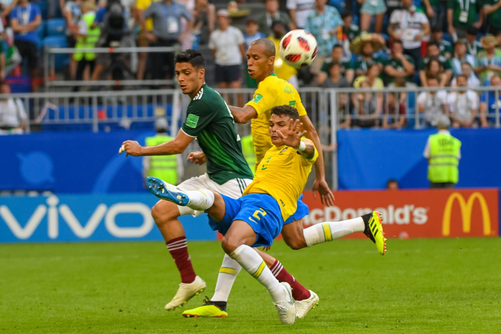 e3ea370d77c Brazil are boring, and that's a good thing