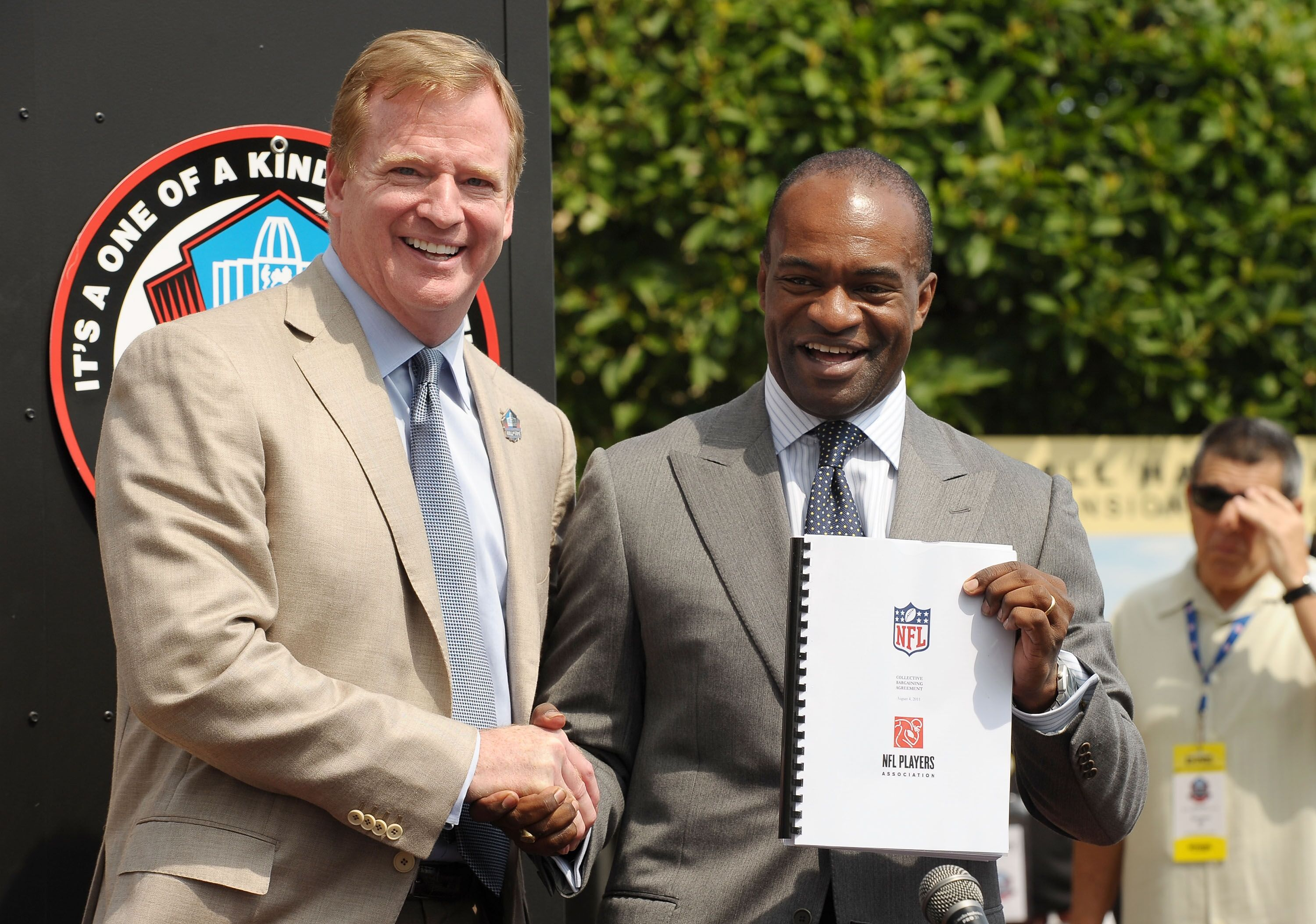 Nflpa President Demaurice Smith Expects Lockout In 2021