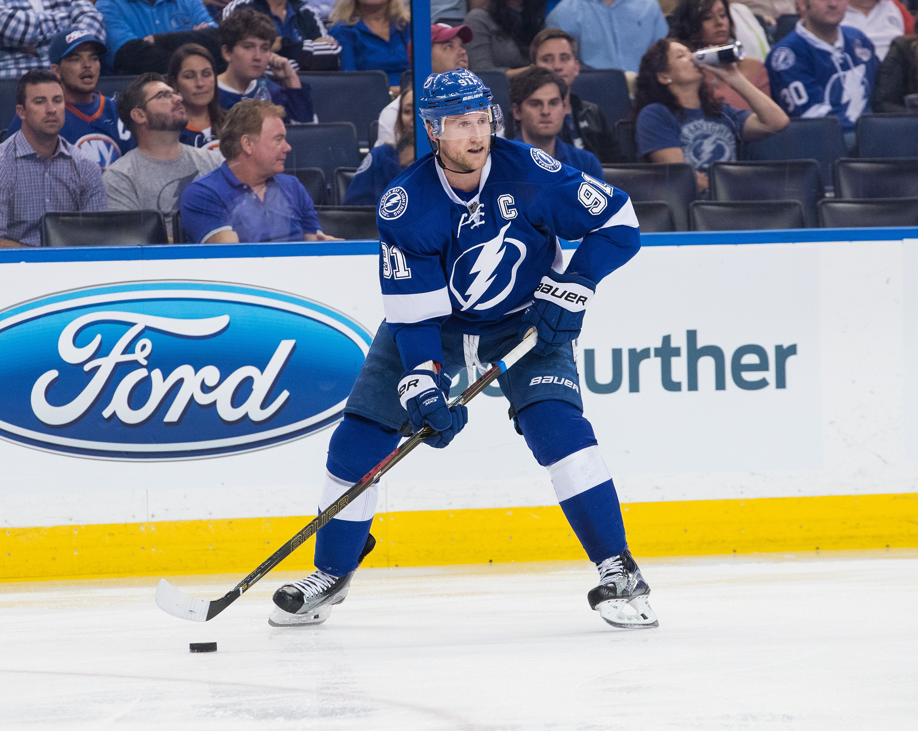 Steven Stamkos injury update: Recovery going well