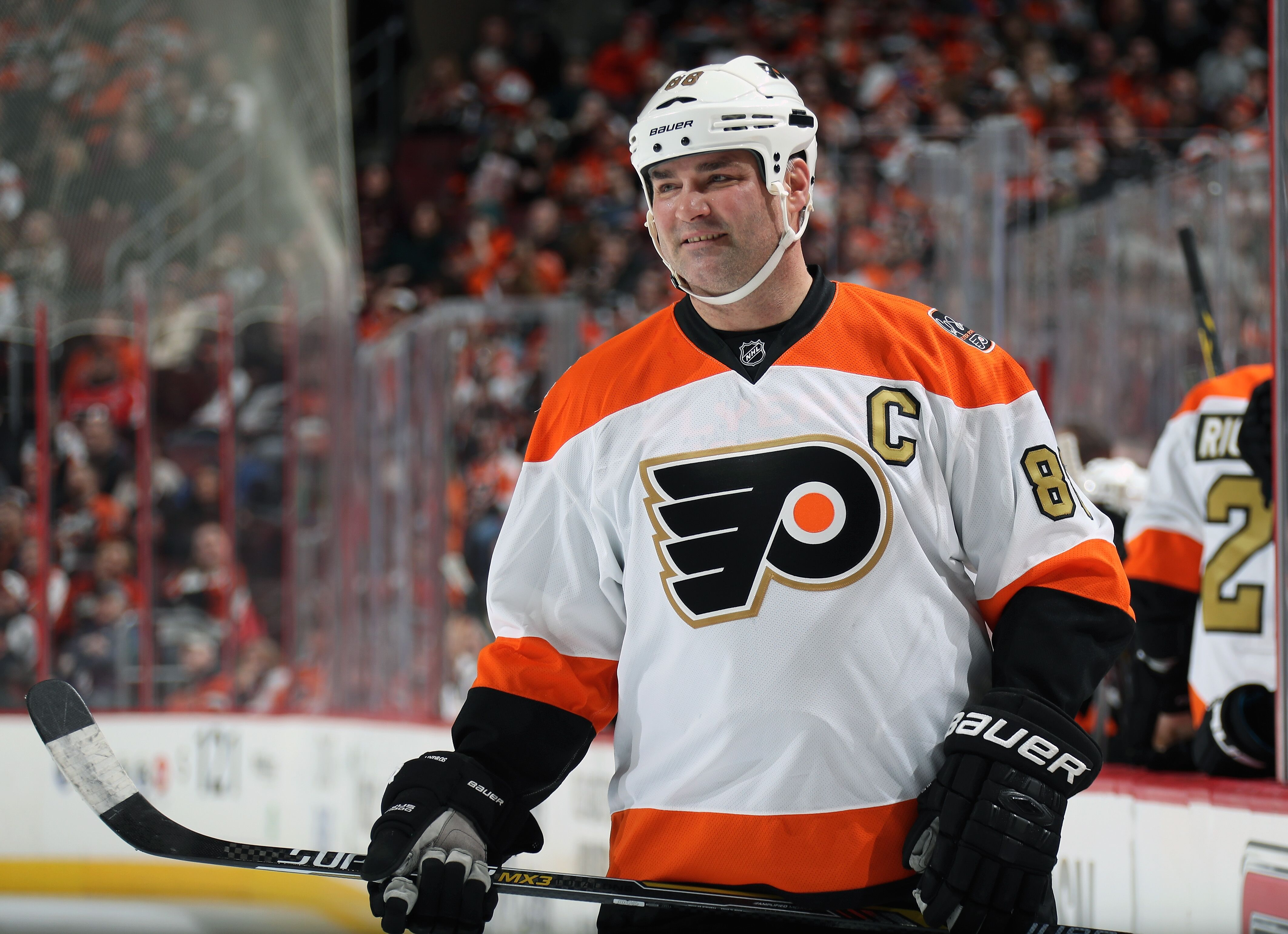 Philadelphia Flyers to retire No. 88 jersey worn by Eric Lindros b1f437698
