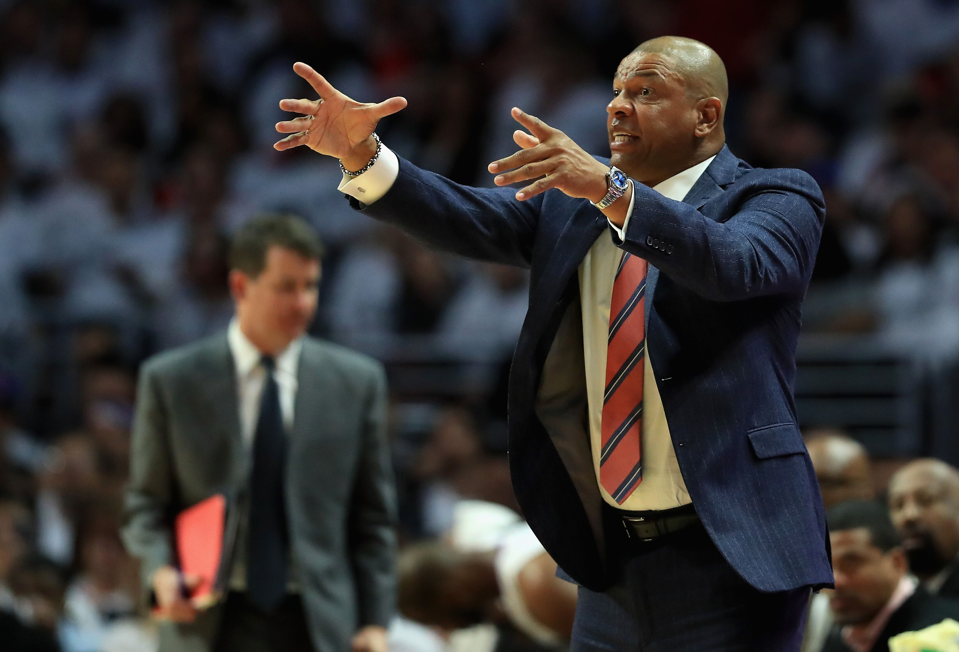 Doc Rivers 5 biggest mistakes as L A Clippers president of