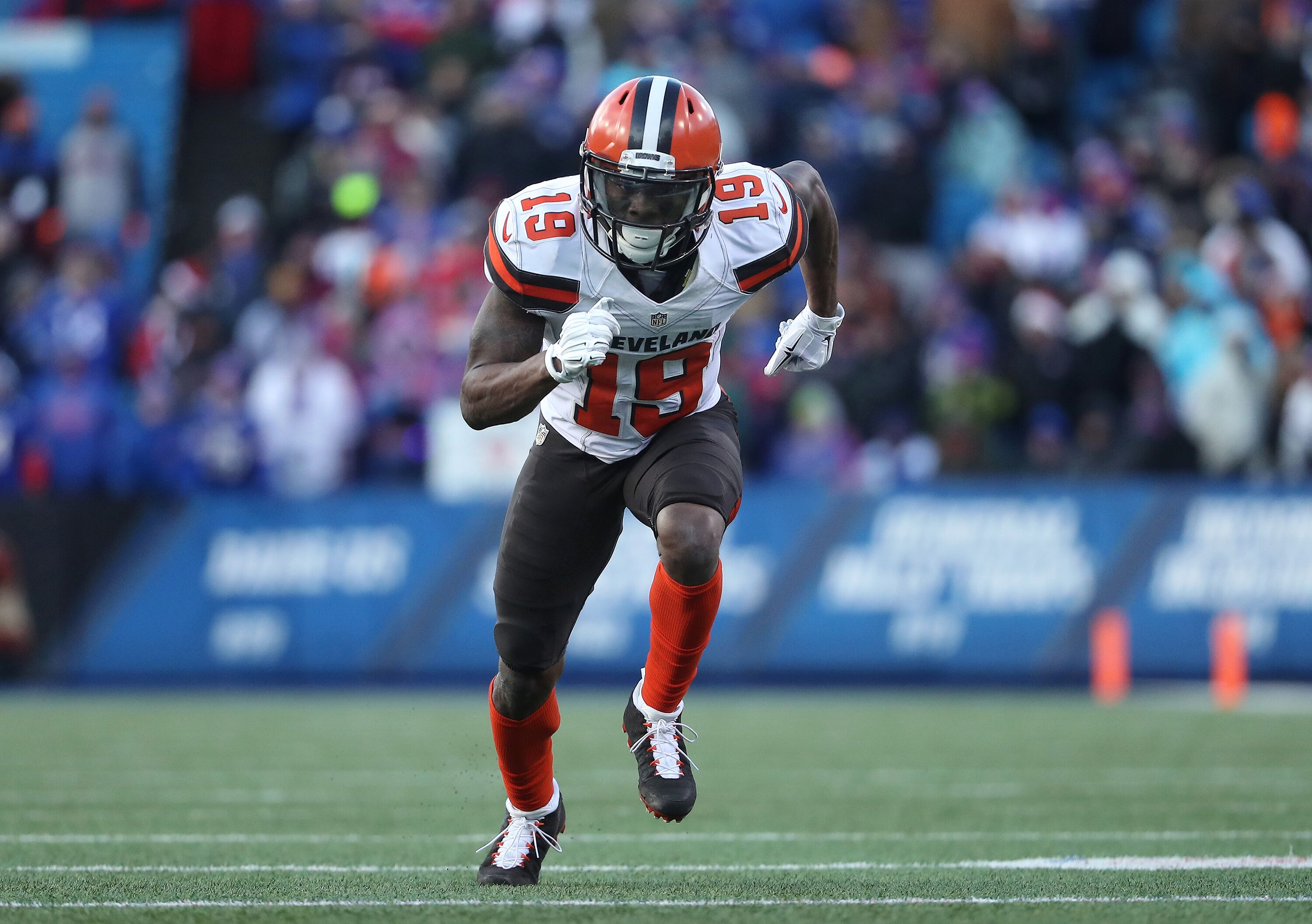 This offseason has created quite a bit of excitement around the Cleveland Browns yes the same team that went 016 last year but there reportedly isnt