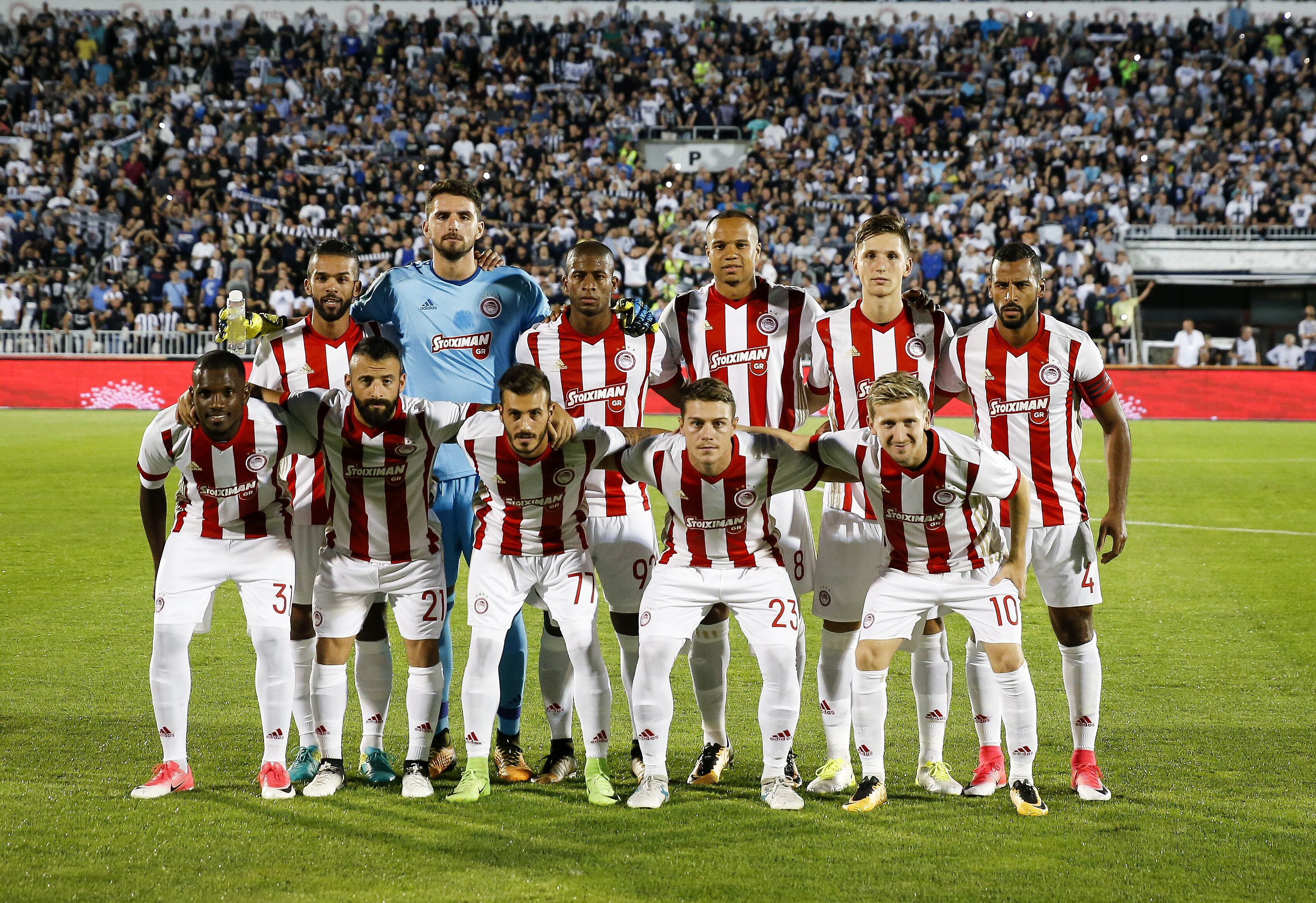 Sporting olympiacos online