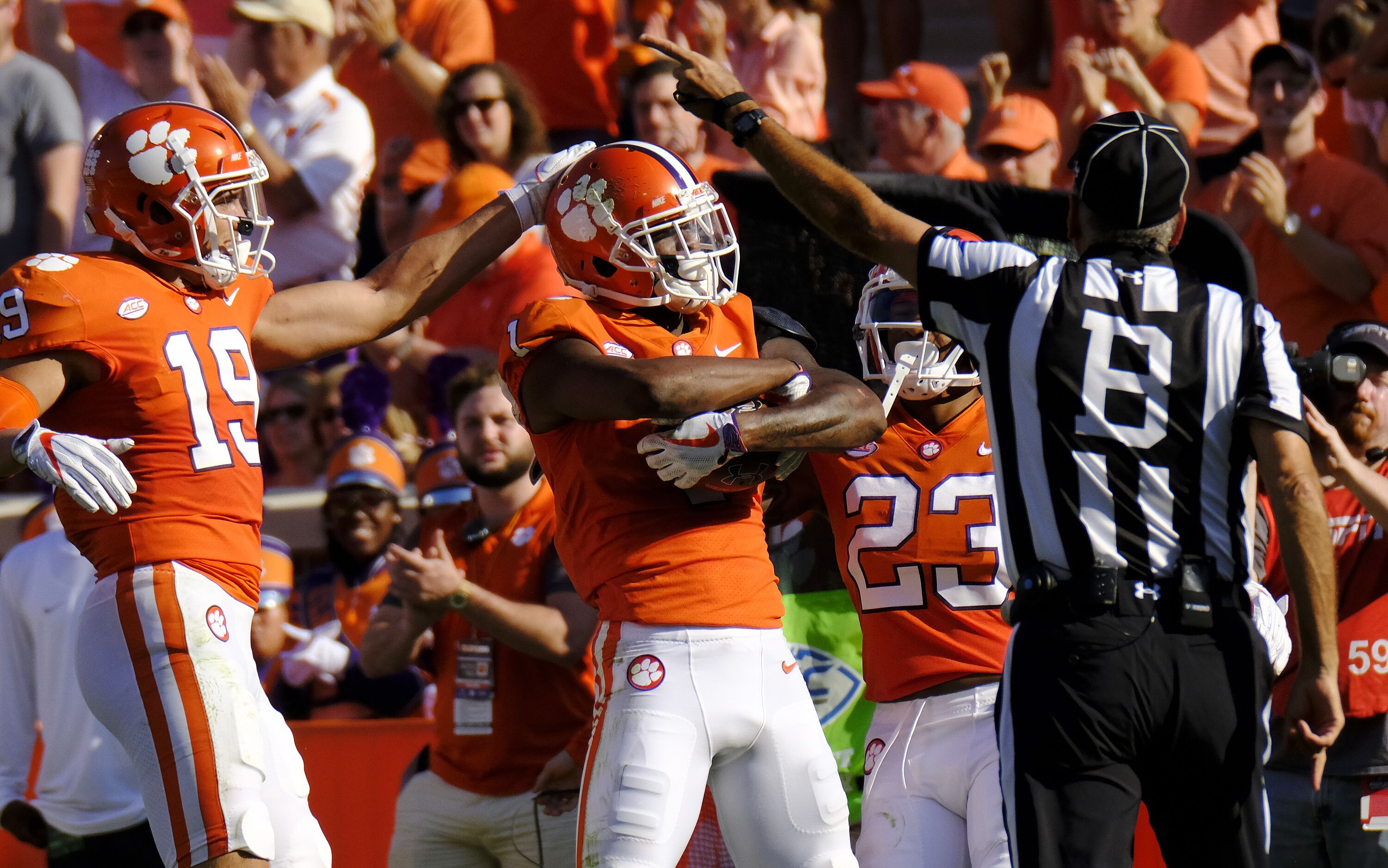 ACC power rankings - Week 5: Clemson holds strong, FSU is done