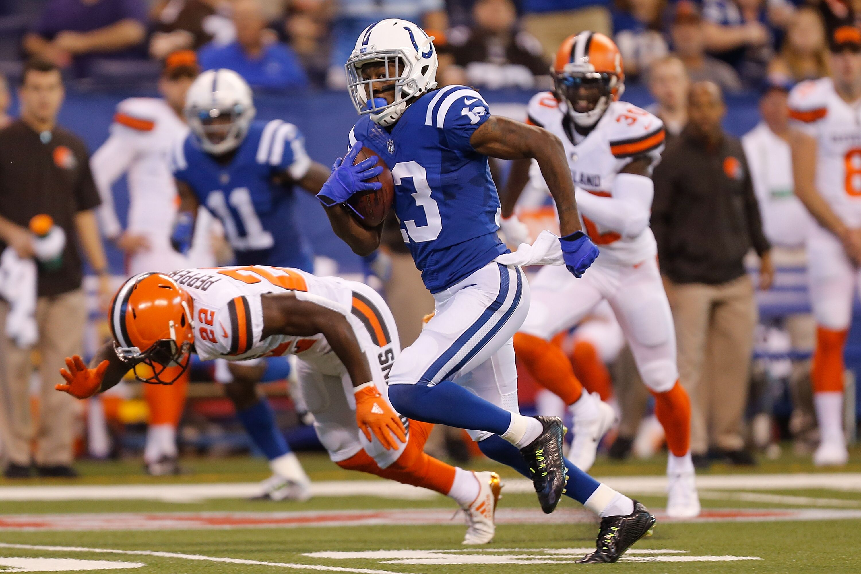 464de22d Browns at Colts: Highlights, score and recap