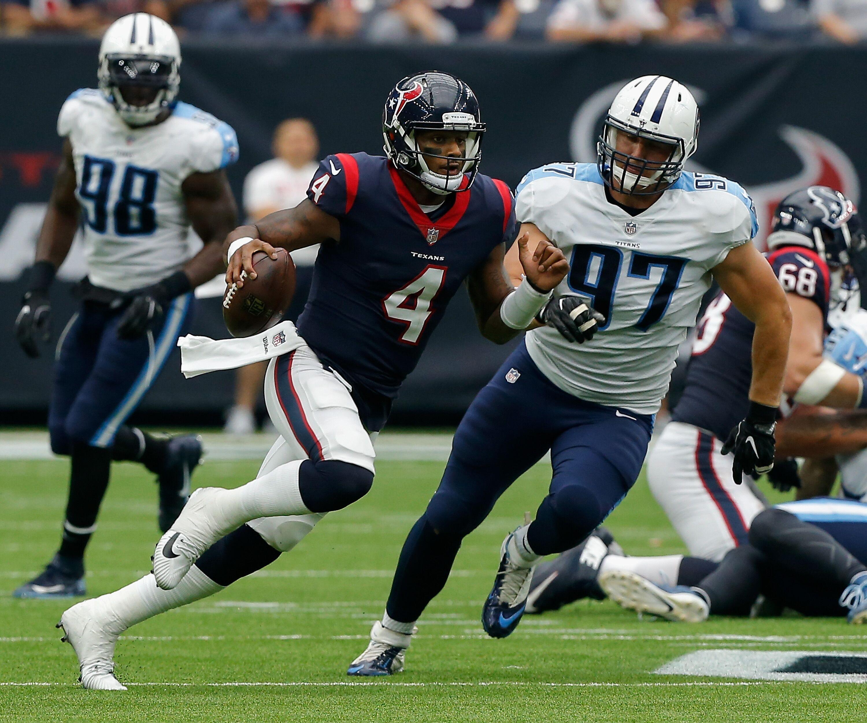 Denver Broncos Vs Detroit Lions Live Score Highlights And: Texans Clobber Titans 57-14 Behind Deshaun Watson's Big Day