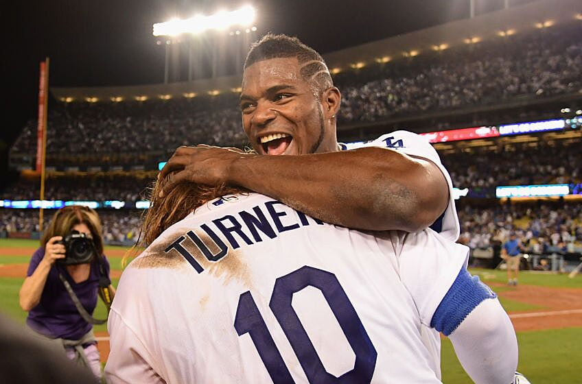 5 reasons the Los Angeles Dodger will play in the 2018 World Series ... b5047a5db
