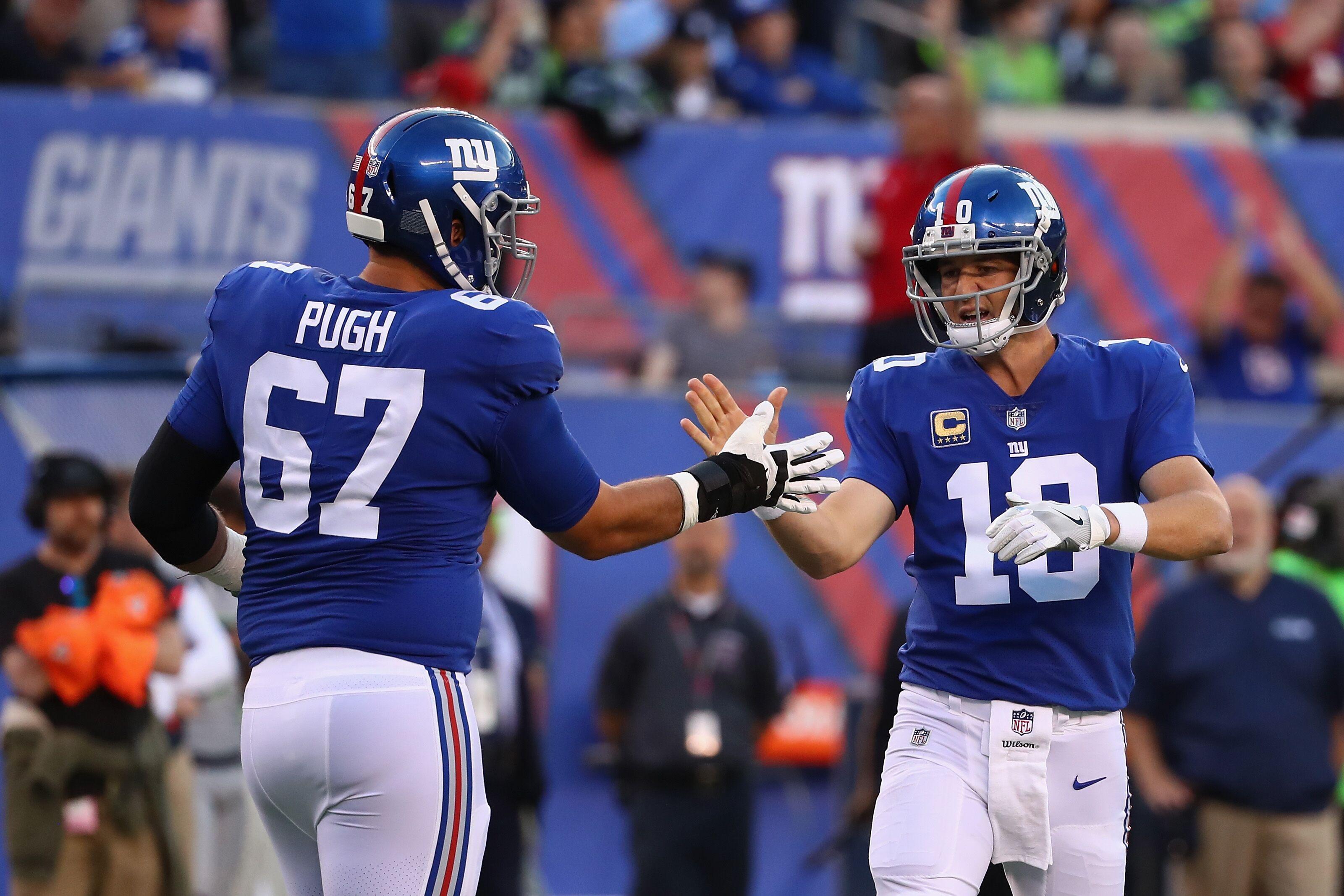 NFL Draft 2018: New York Giants 7-round mock