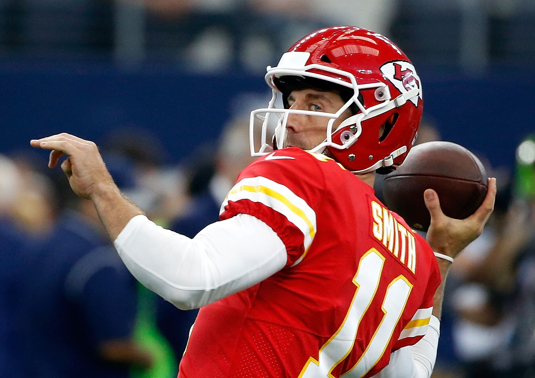Nfl Quarterback Rankings Week 13 Alex Smith Craters