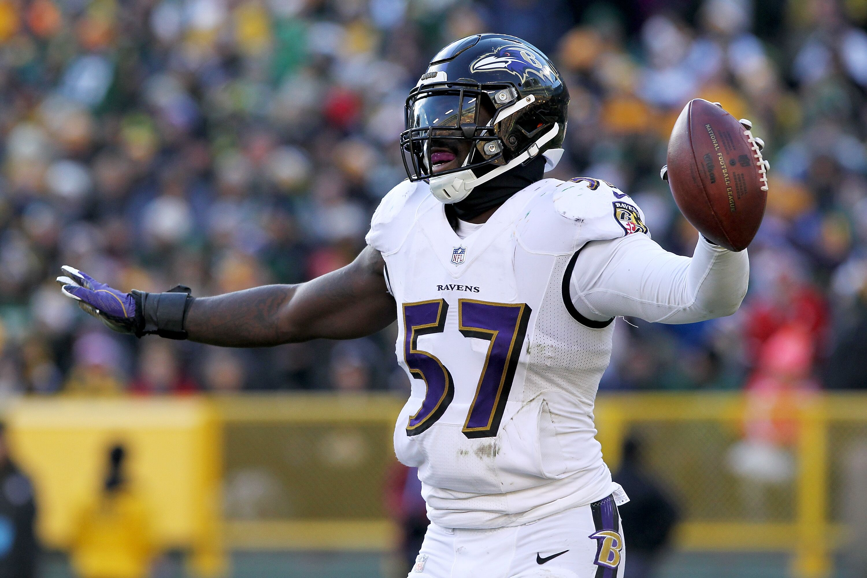 Ravens cannot lose C.J. Moseley to a long-term knee injury 3866307bae39