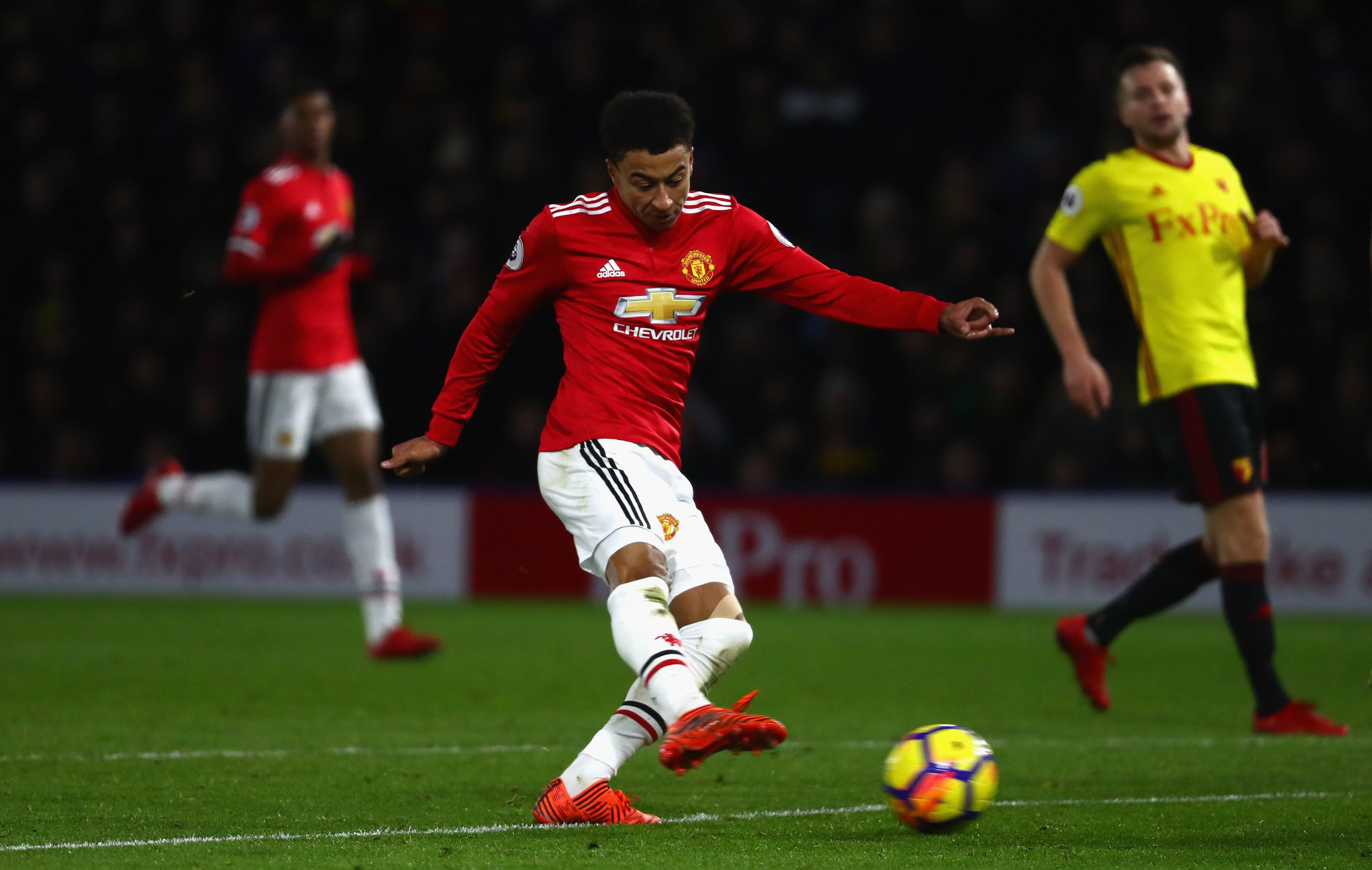 Jesse Lingard Can Solve 2 Problem Positions For Manchester United