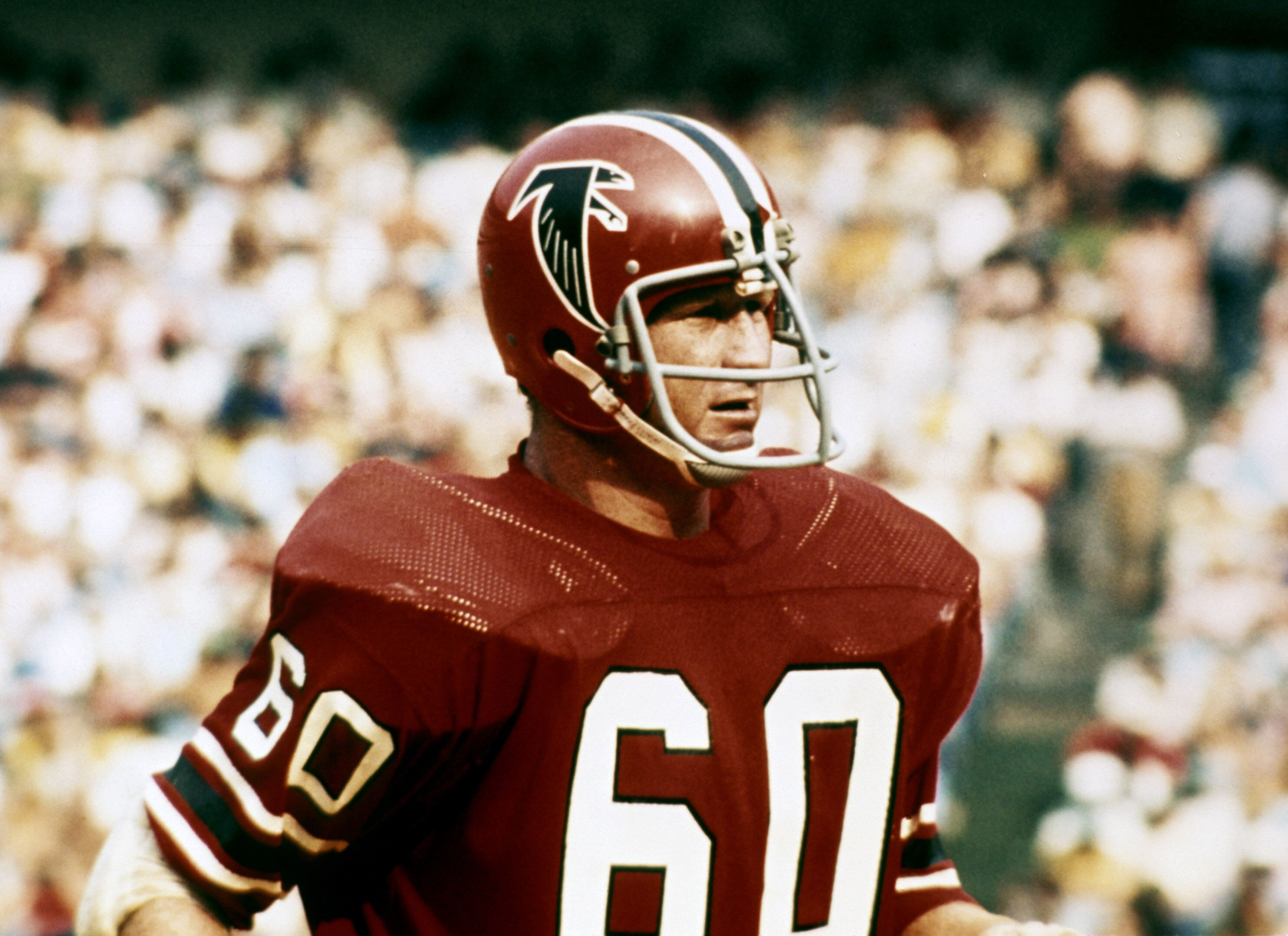Atlanta Falcons Images: Tommy Nobis Passes Away At Age 74