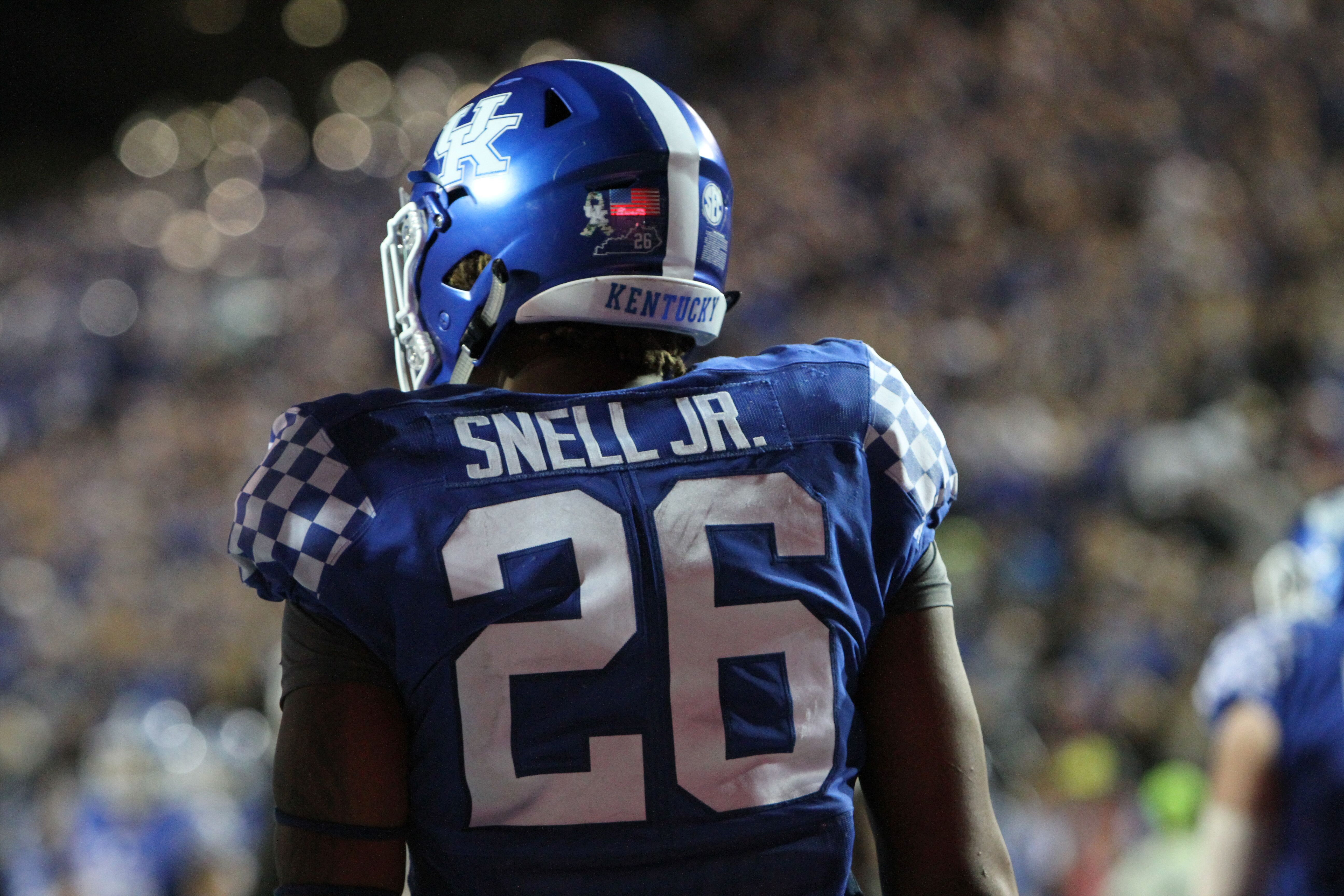 Kentucky's Benny Snell got the worst ejection ever in the ...
