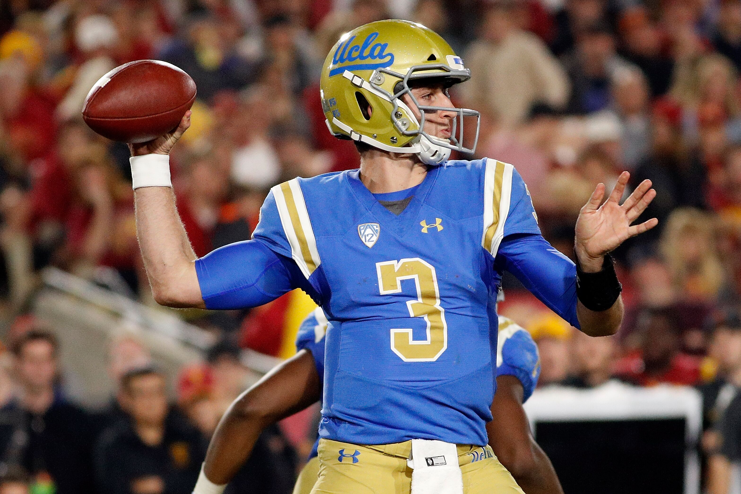 check out c2fc5 a2cb8 Josh Rosen thinks he s the best QB in this draft, and he s probably right