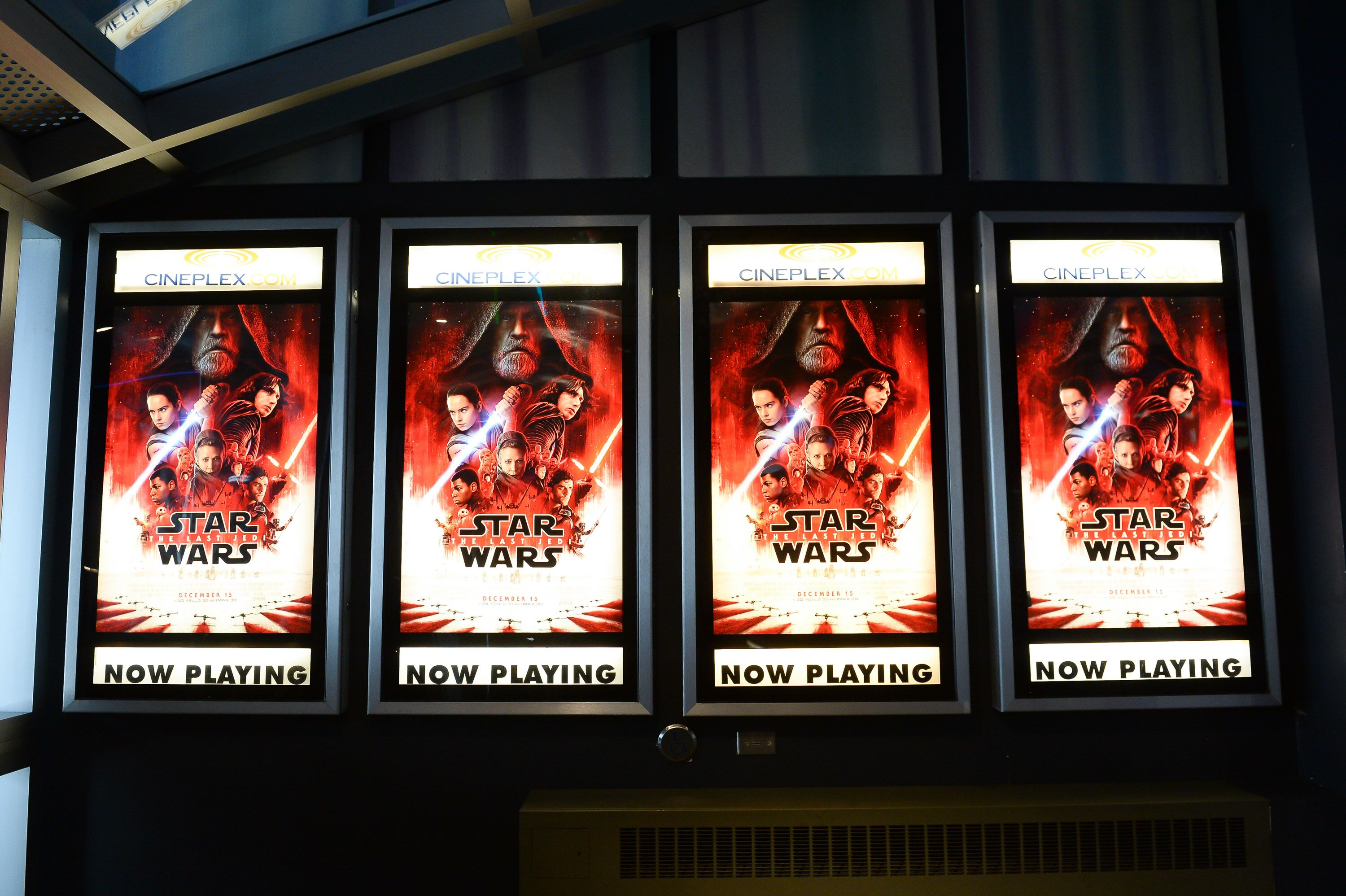 The Last Jedi Rotten Tomatoes audience score is now lower than Batman v Superman