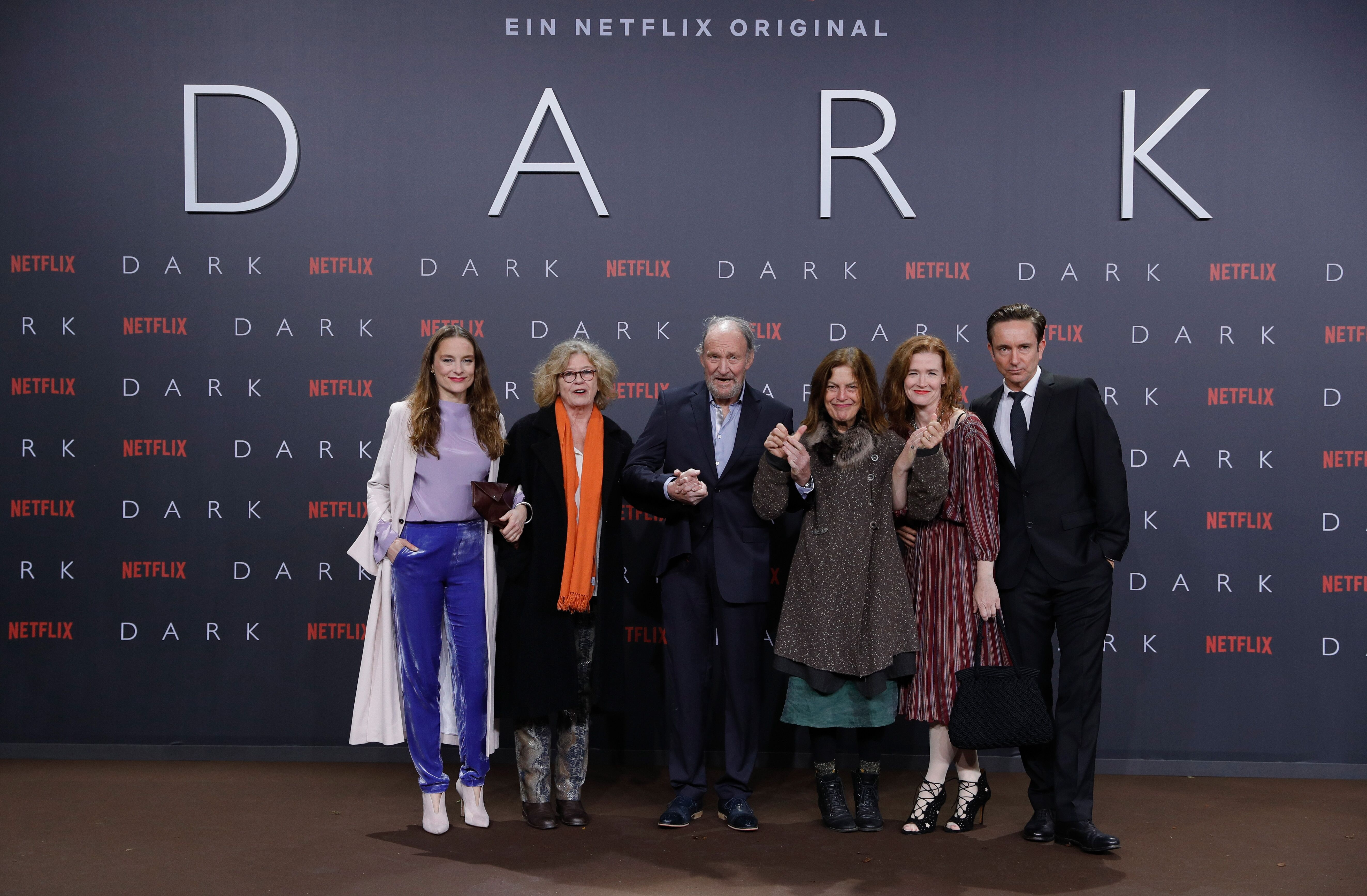 Netflix's Dark goes back to the future