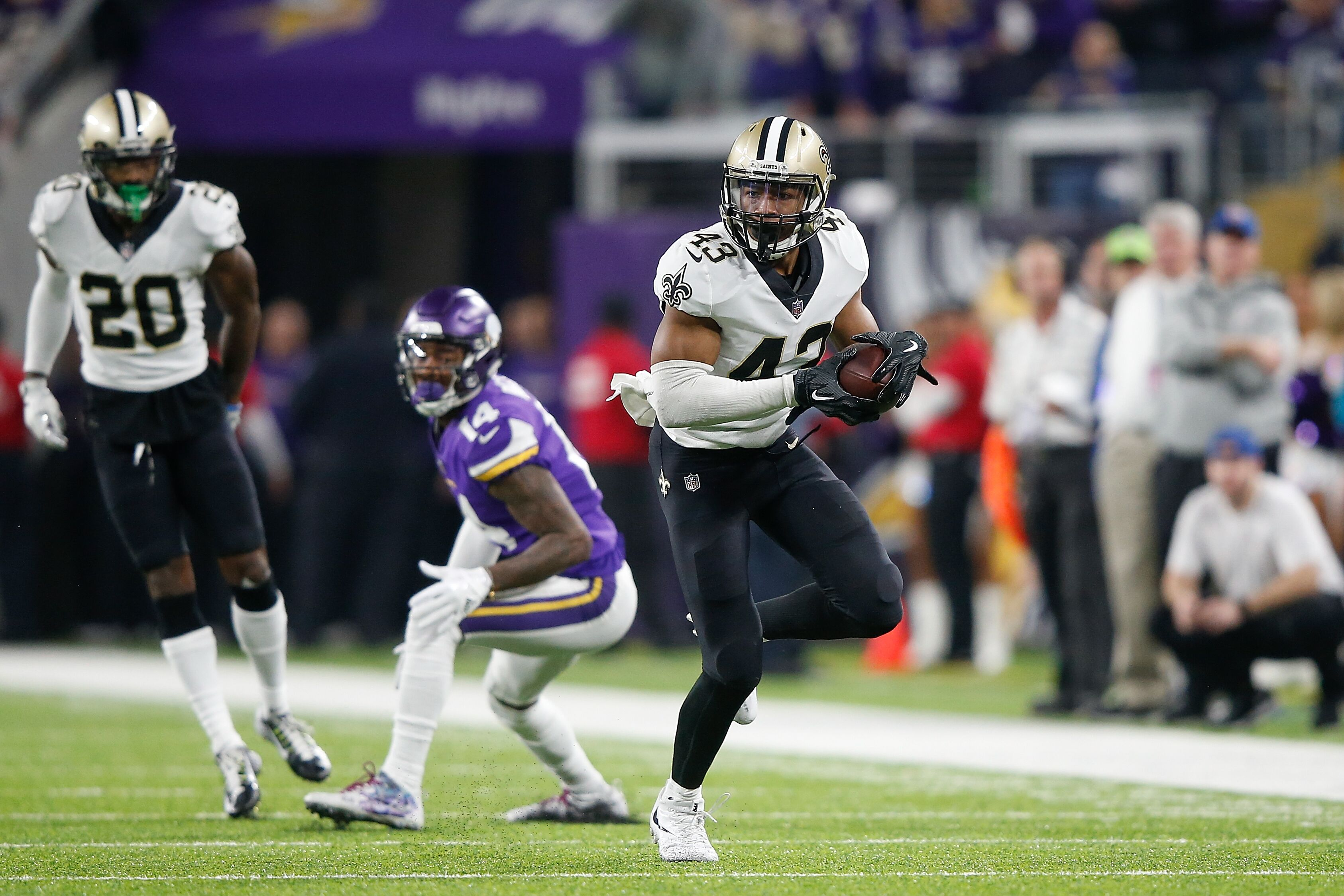 Marcus Williams Won T Let Miracle In Minneapolis Gaffe