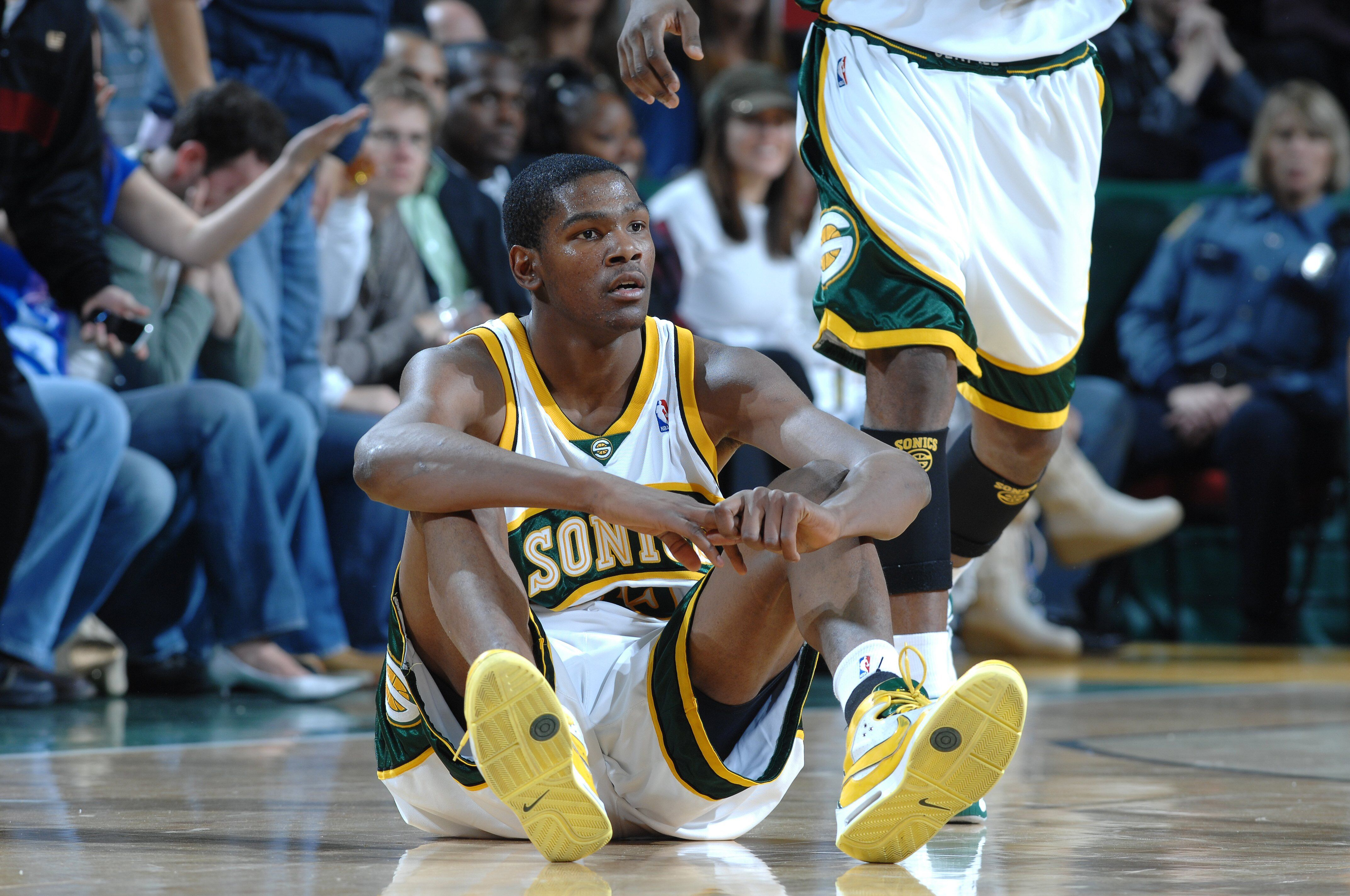 45d61ef9bfb The NBA and Kevin Durant will return to Seattle...for a preseason game