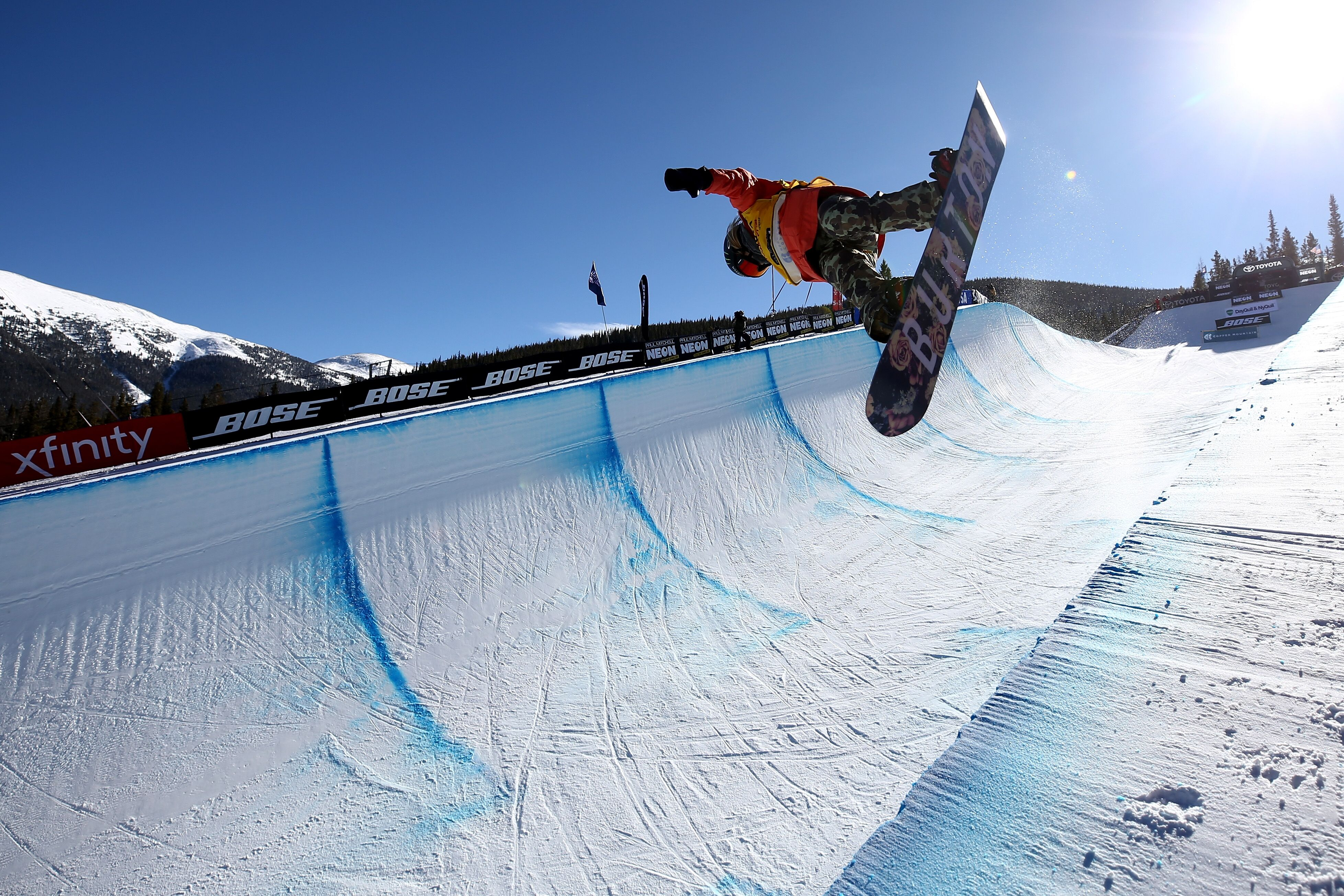 Olympics Snowboarding Women's Halfpipe qualifying live ...