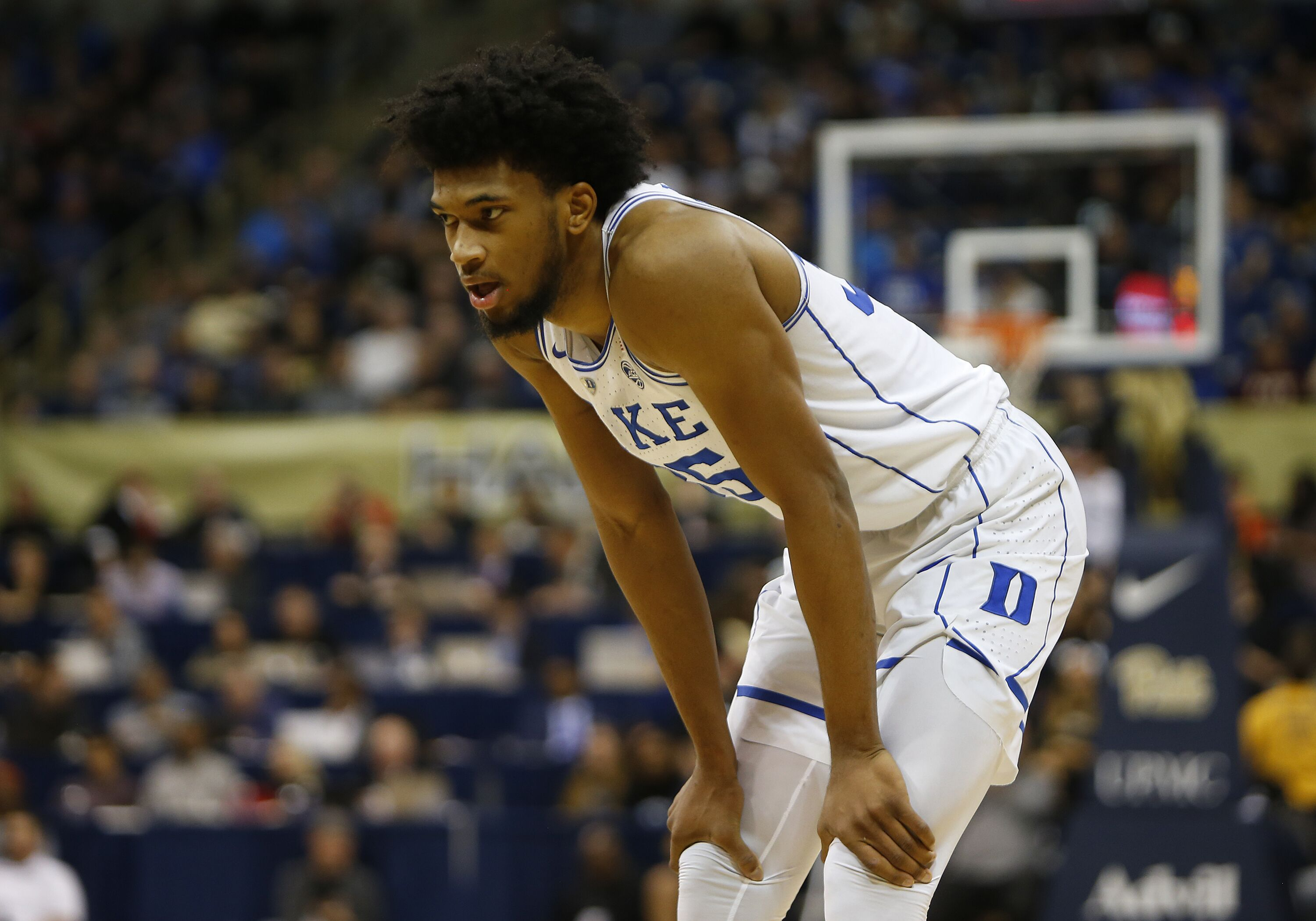 ccf7f2d1952e Duke F Marvin Bagley III to miss game vs. Georgia Tech