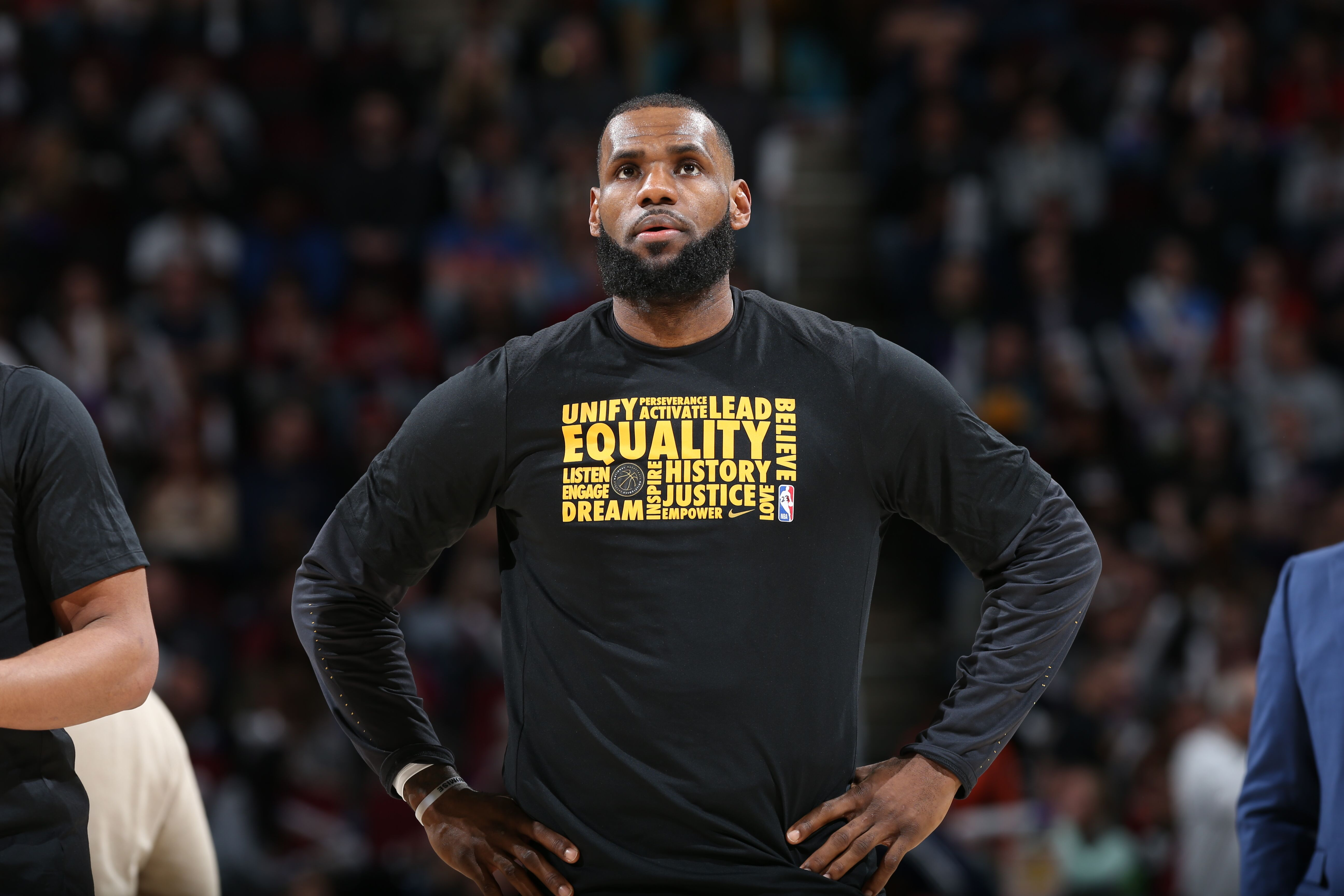 8b37f560e9b5 LeBron James reportedly at odds with Cavaliers front office