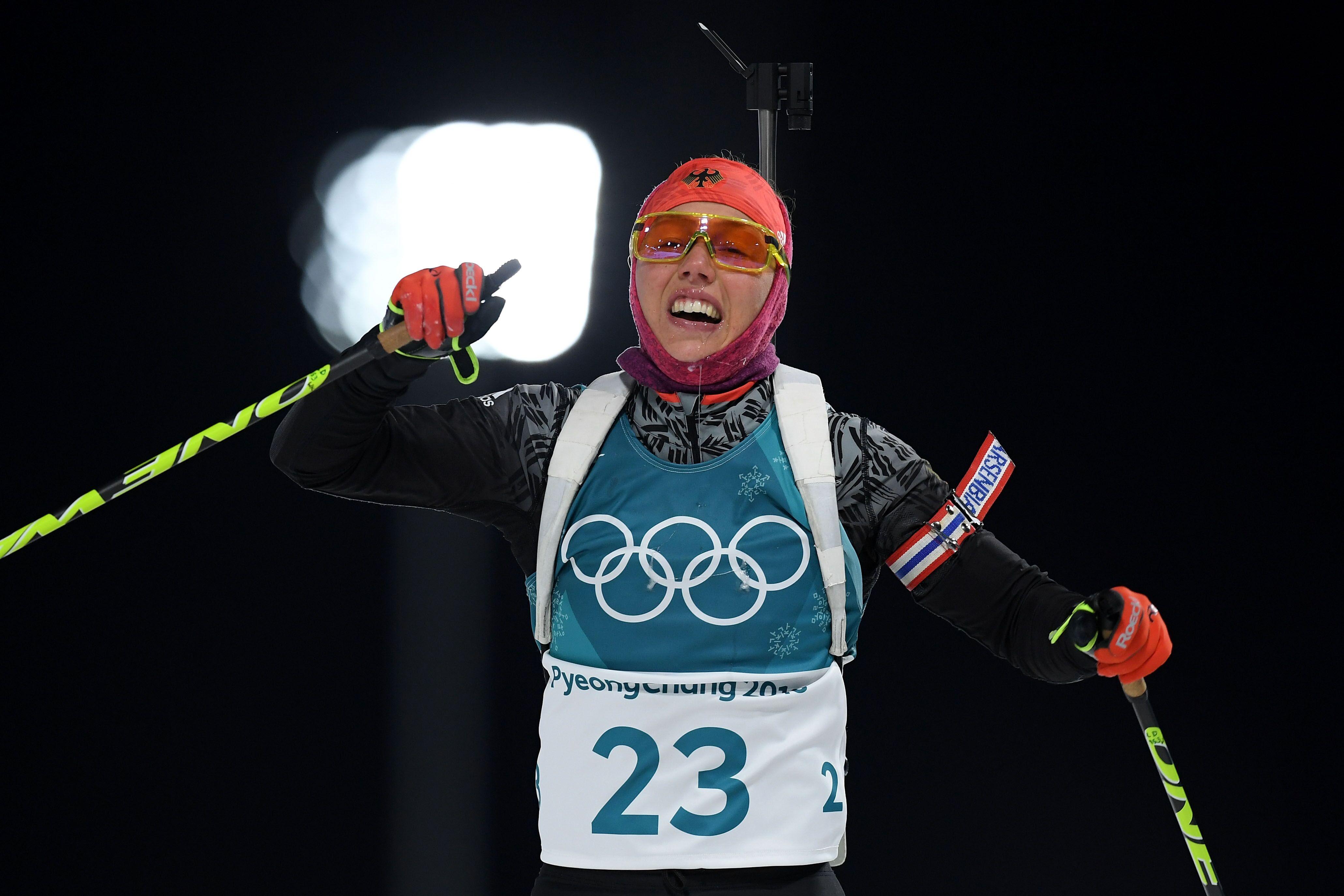 Biathlon Olympia