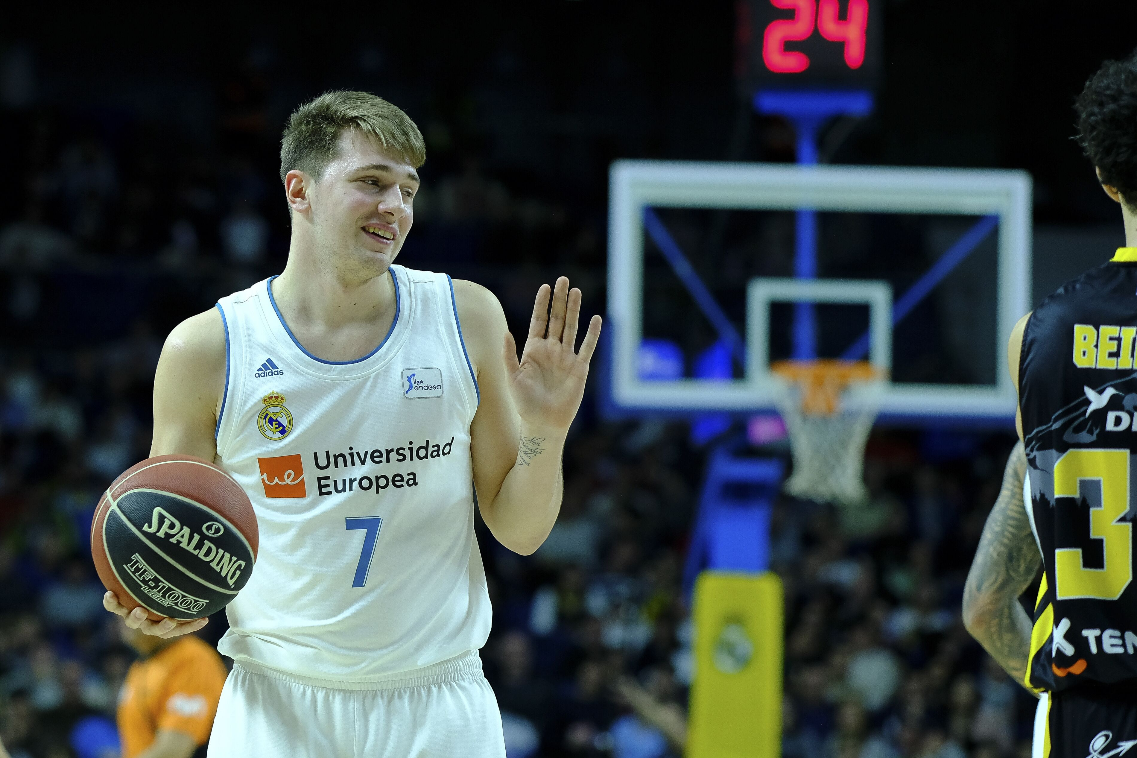 f51ac829e Matchup Breakdown  Luka Doncic in the Copa Del Rey Final