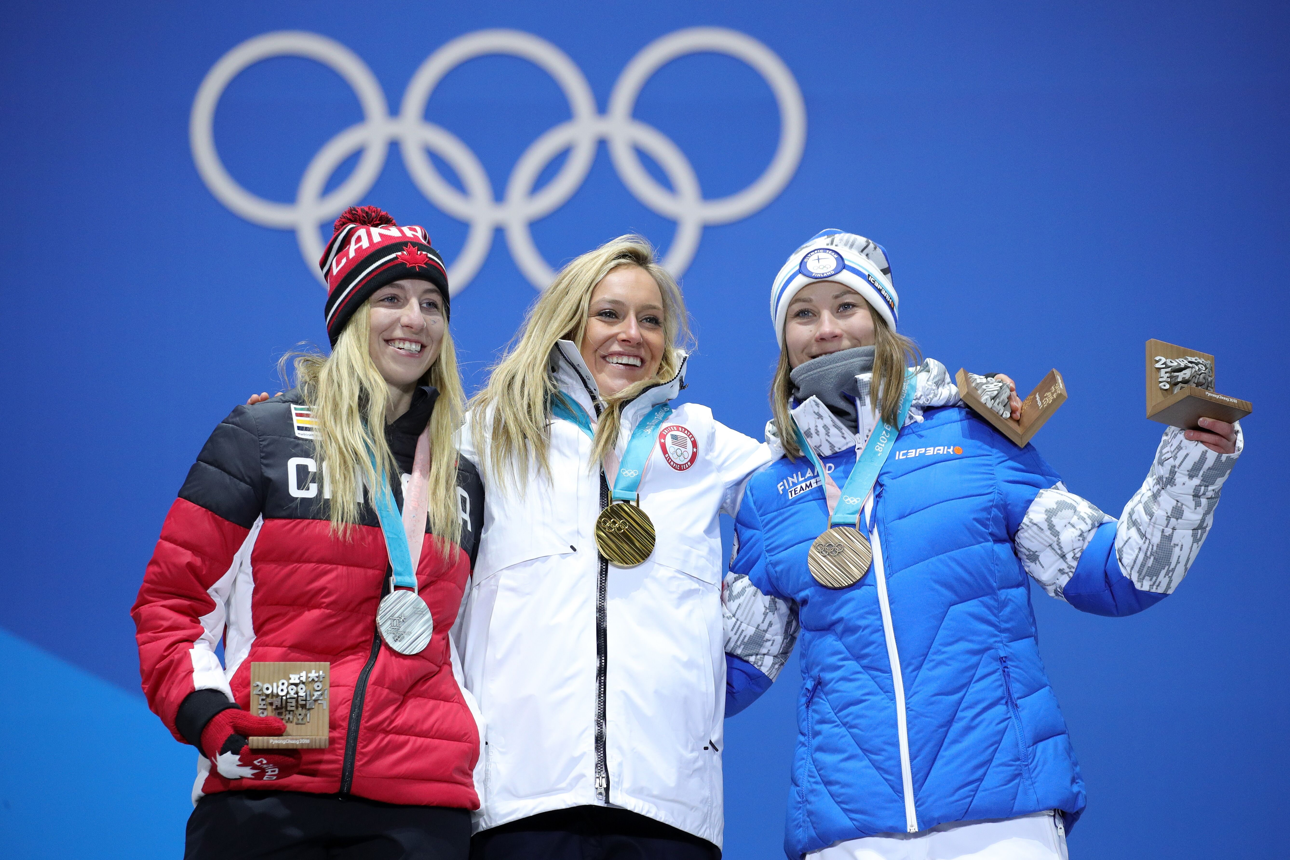 Winter Olympics medal count update: Monday, February 12