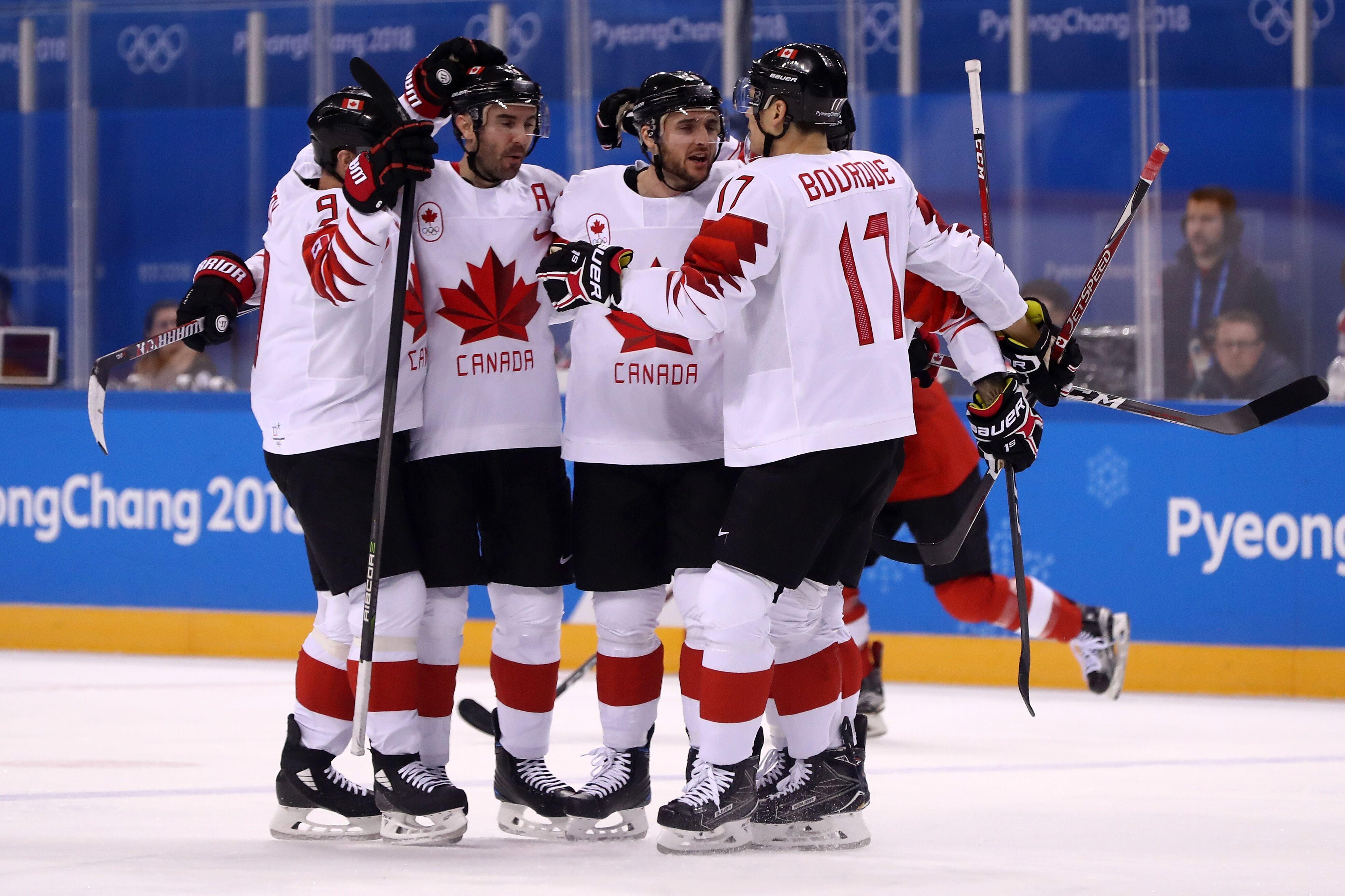 Olympics men's hockey, Canada vs. South Korea live stream ...