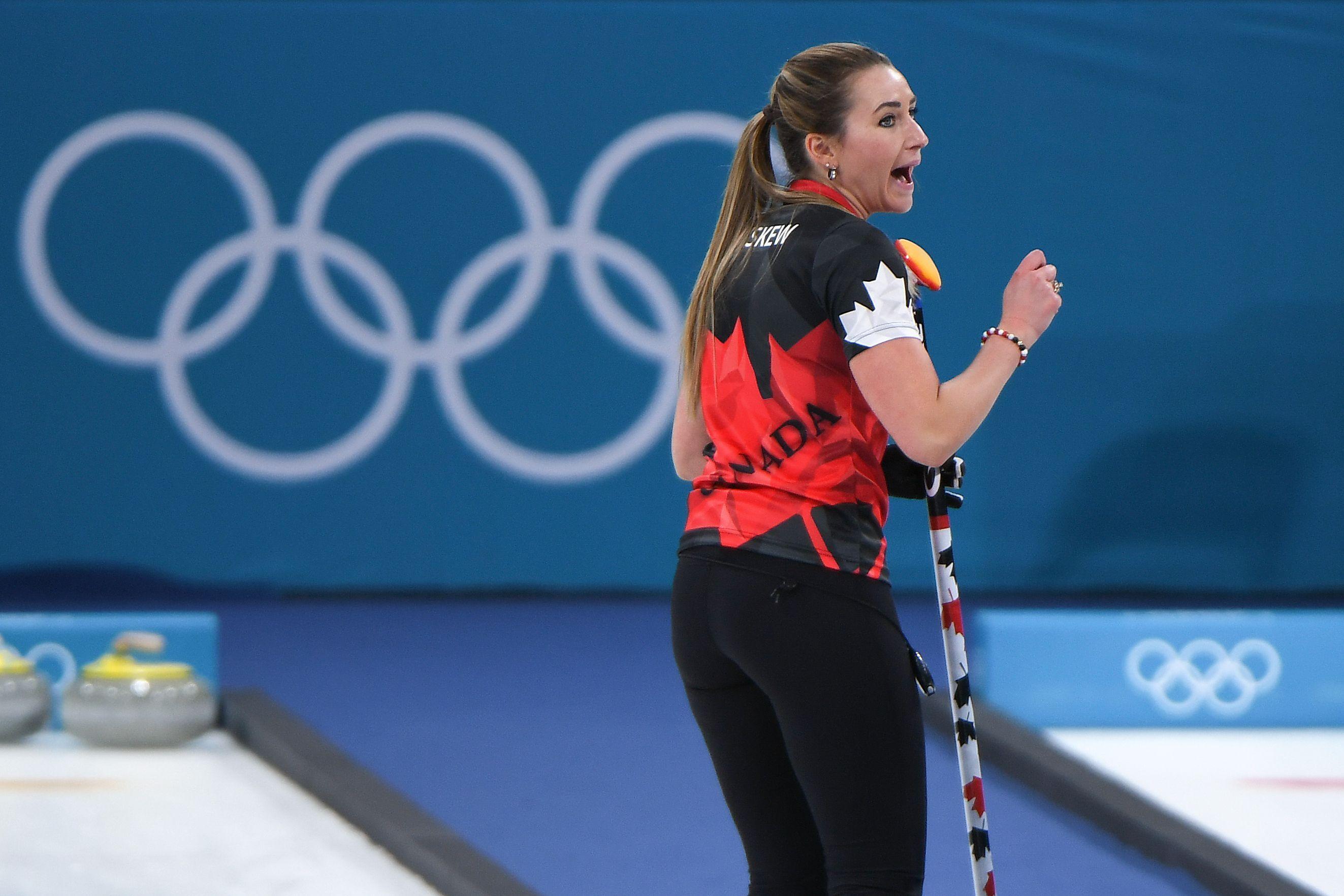 Olympics Live Stream: Watch Women's Curling Denmark Vs