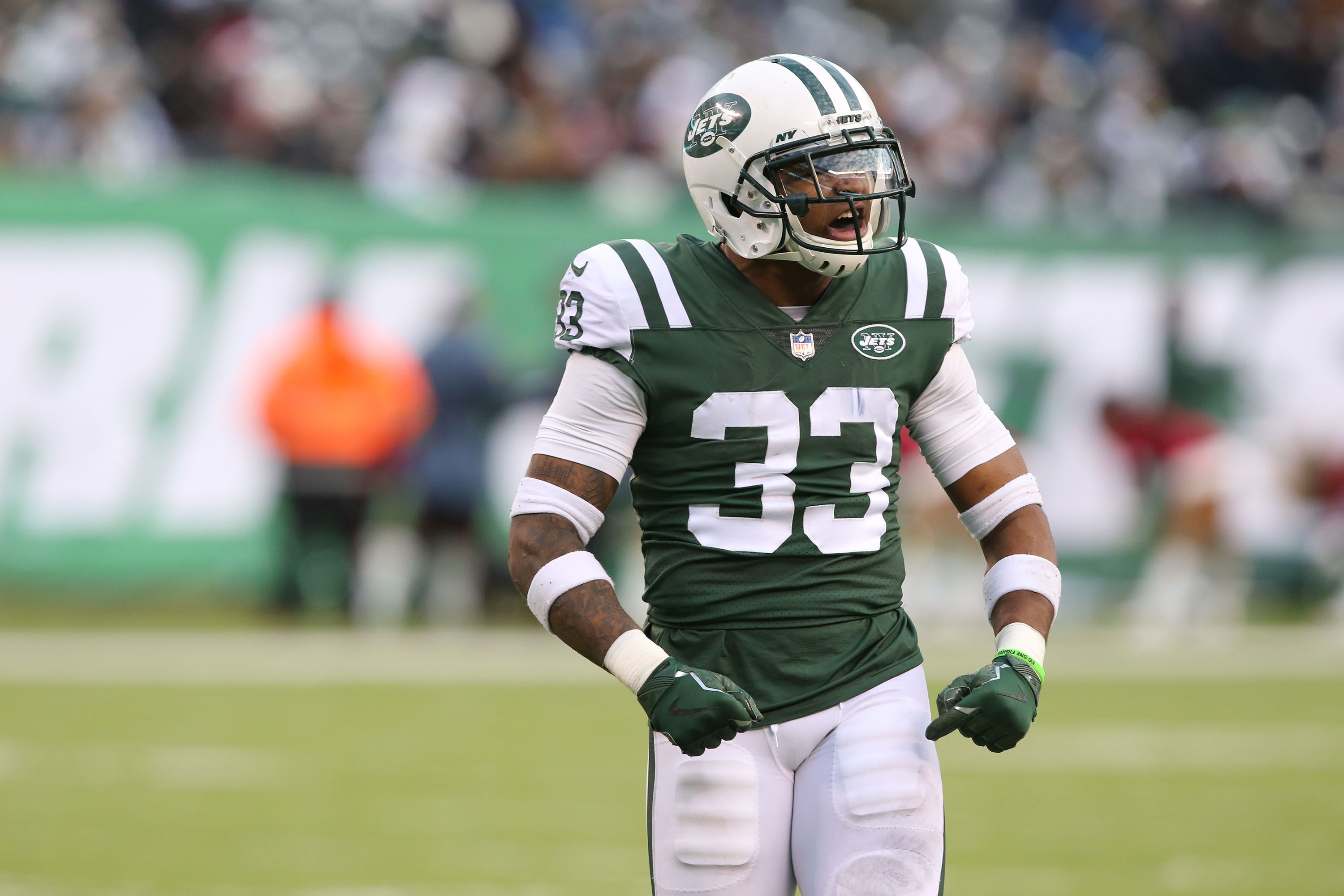 c90a112d6e4 Jamal Adams shows Jets fans why he's a great dude (Video)