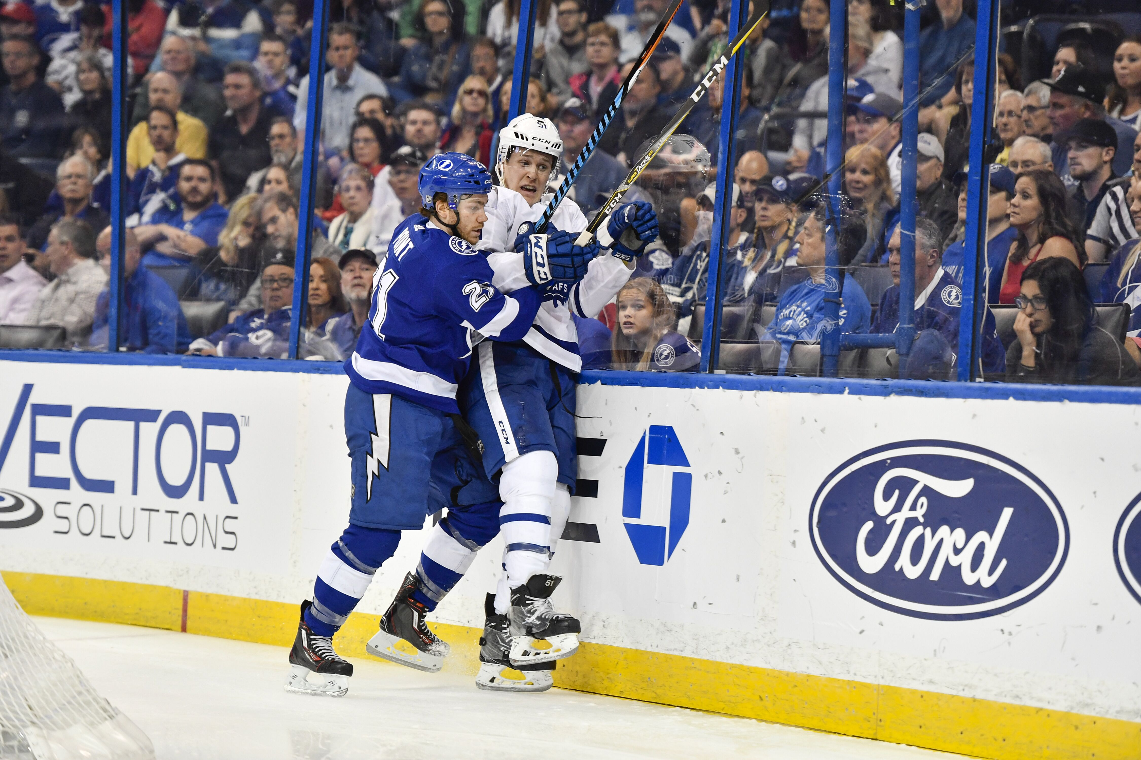 maple leafs now draw unfavorable first round meeting with lightning