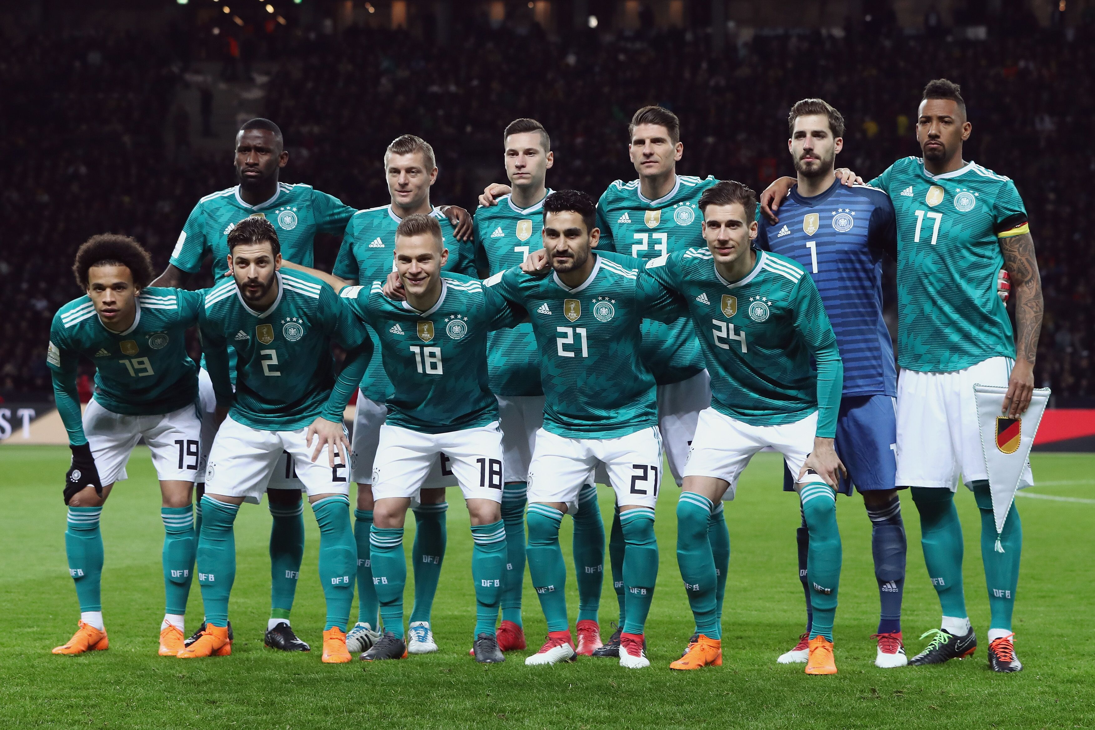 How did Spain, Brazil games affect Germany World Cup squad ...