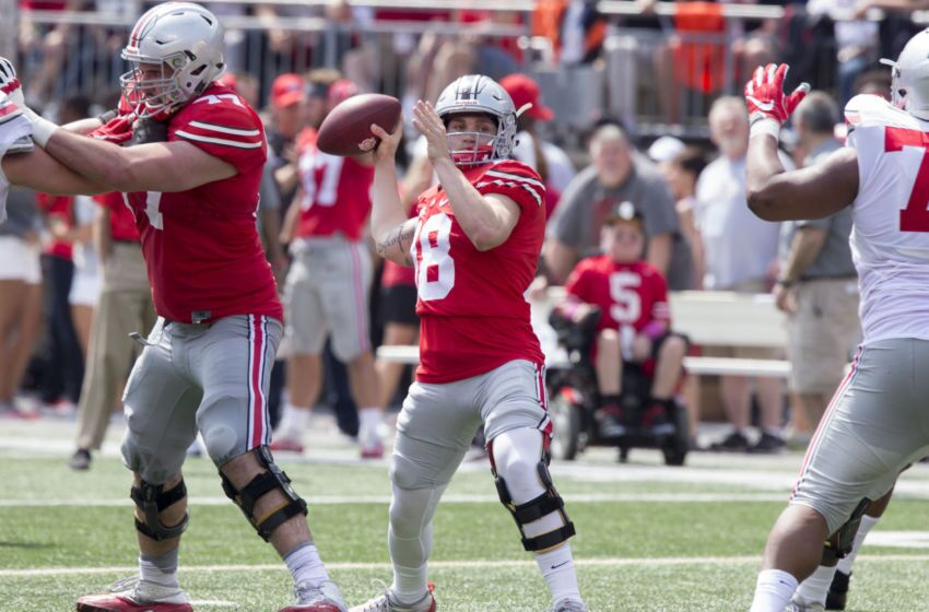 Ohio State Spring Game 2018 Players And Storylines To Watch Page 2