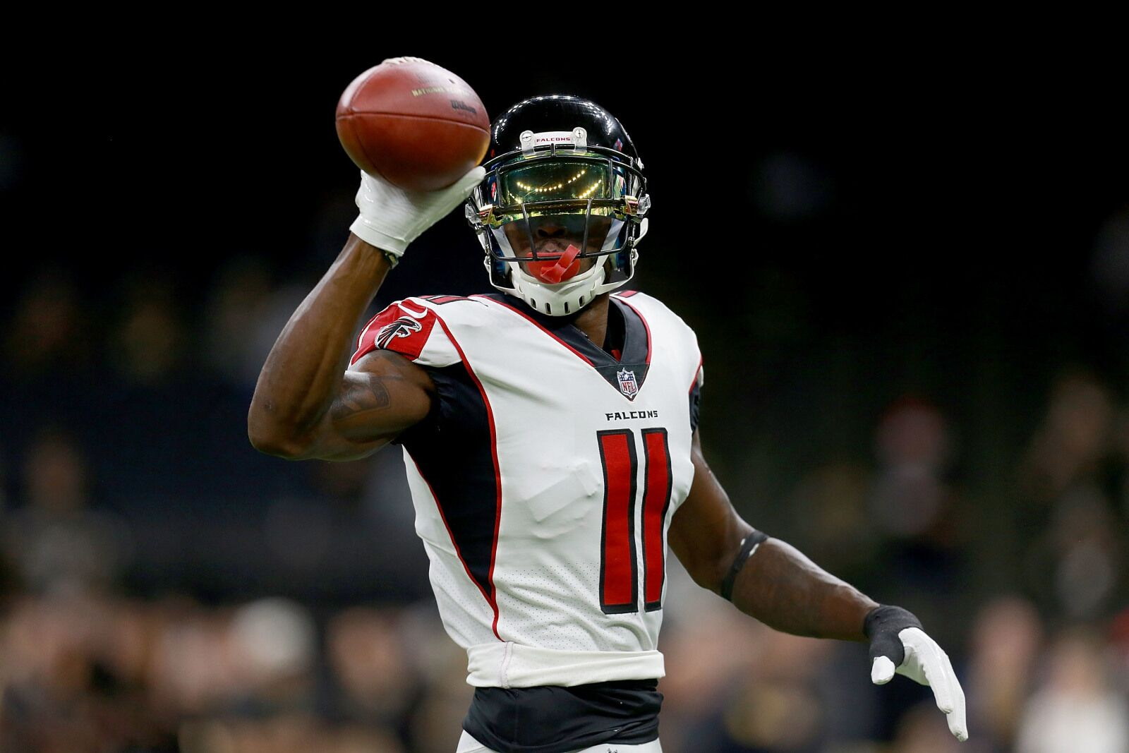 Falcons Fans Have One Big Reason To Worry About Julio Jones