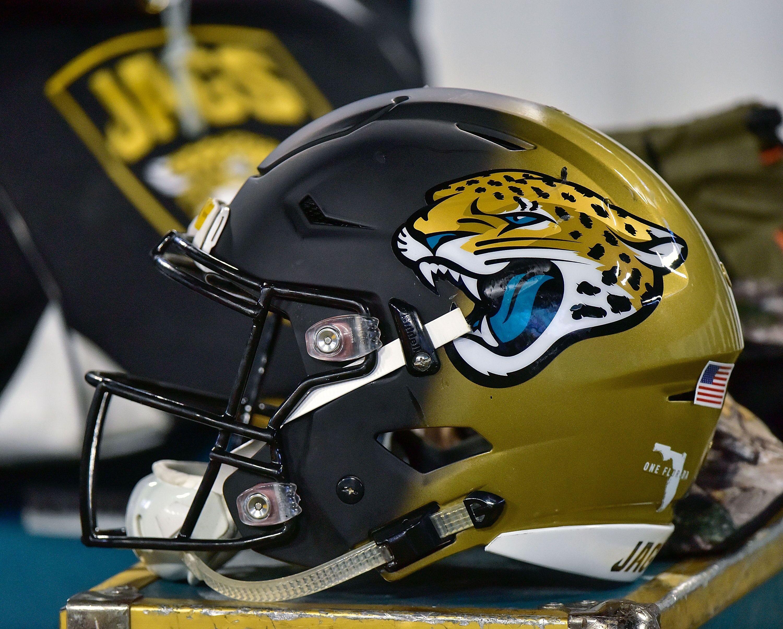 Jaguars New Helmet 2013 RIP Jacksonvill...