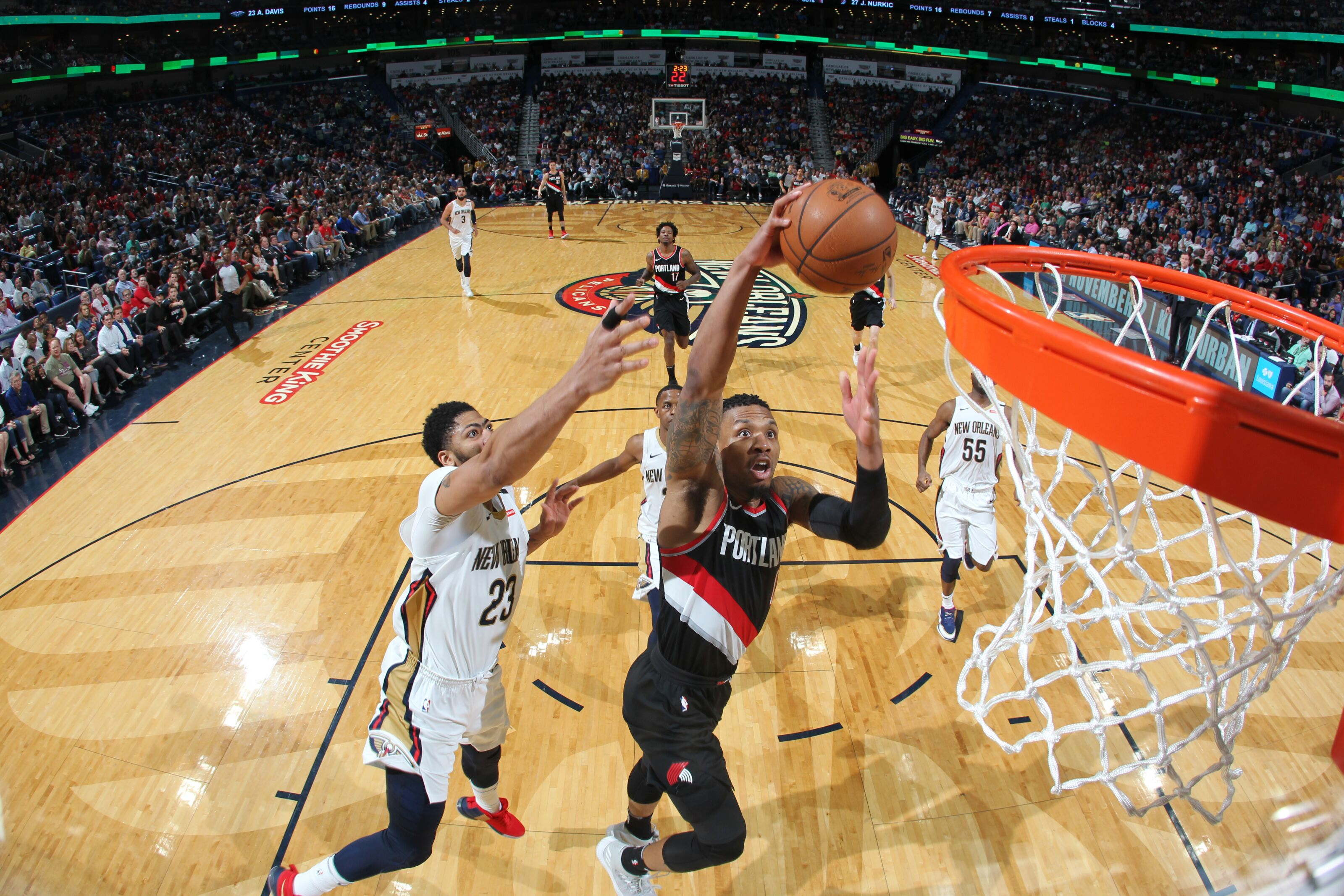 NBA Playoffs 2018 Portland Trail Blazers Vs. New Orleans Pelicans Game 1 Live Stream Watch Online