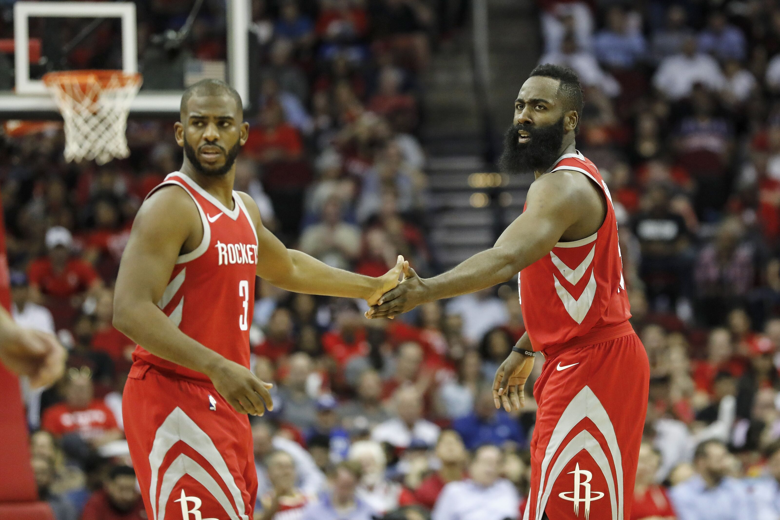 It's The Rockets' Time To Shine