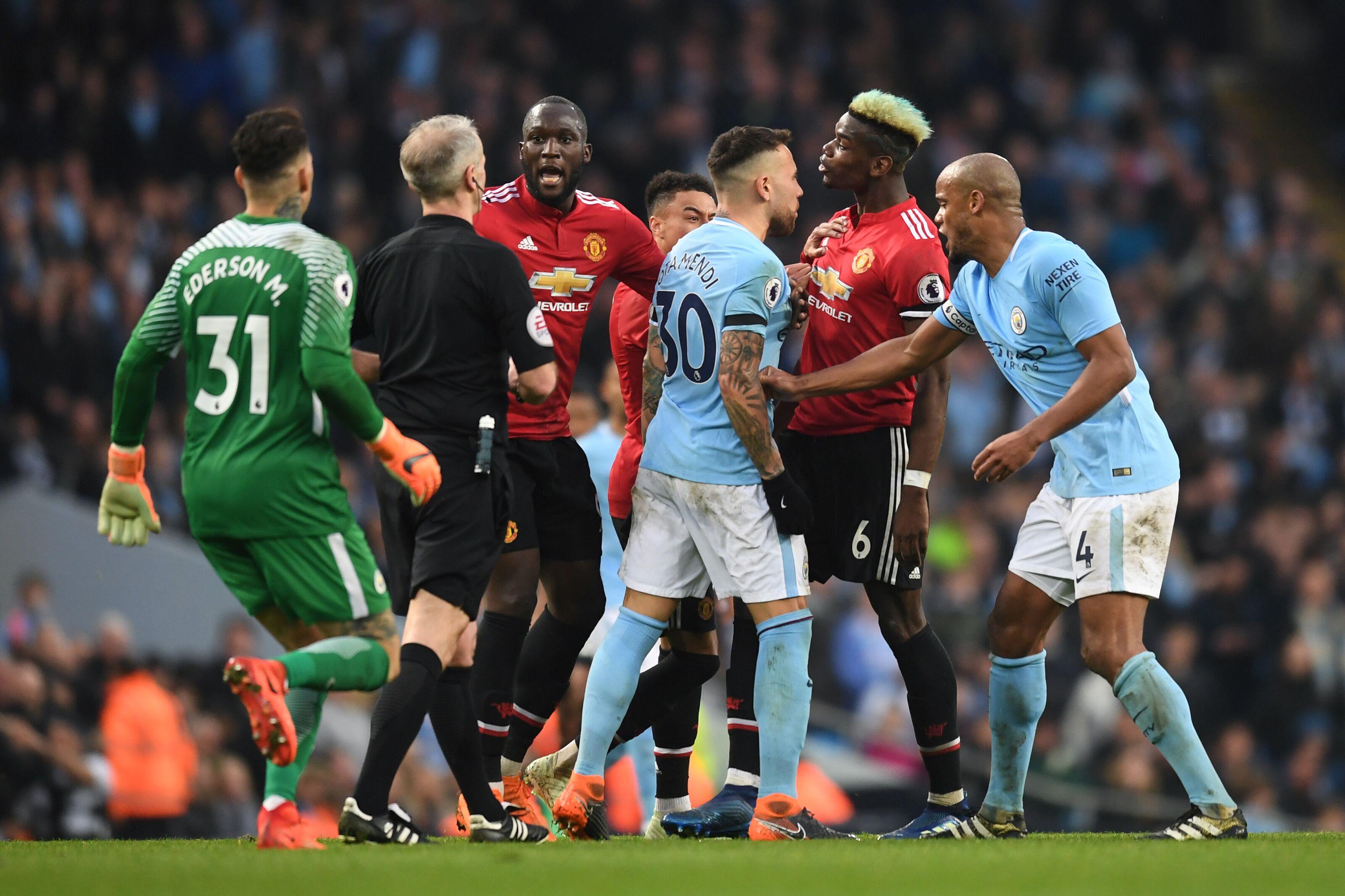 Manchester United Vs Manchester City: Manchester City 2-3 Manchester United: Highlights And Recap