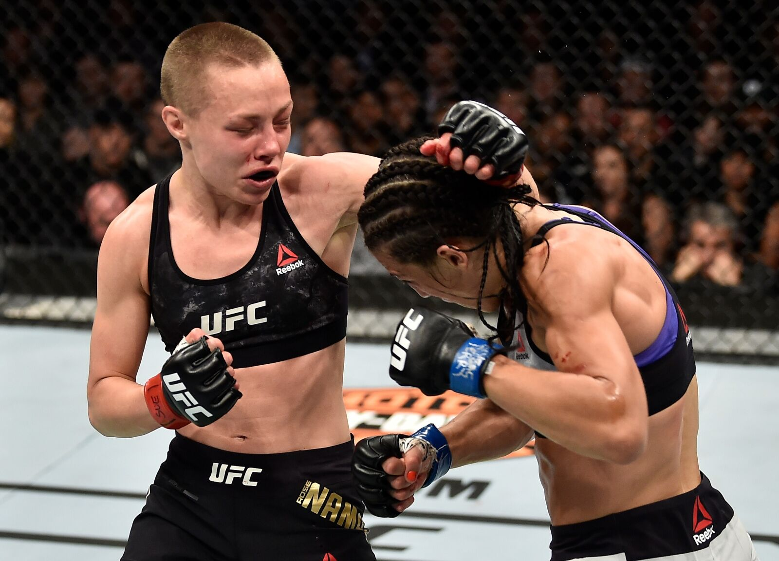 Rose Namajunas Turns Down Conor Mcgregor S Apology For Bus Attack