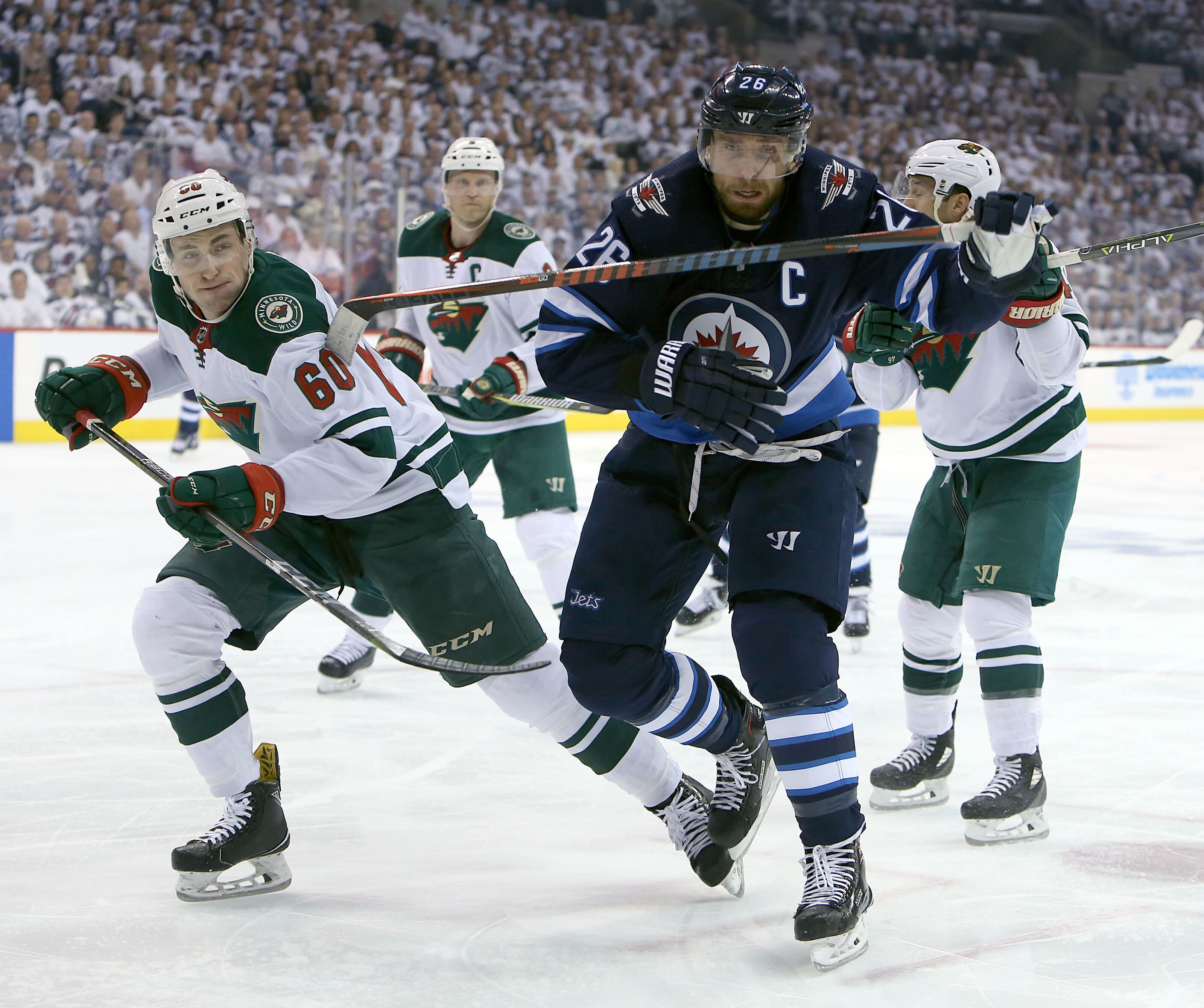Jets Vs. Wild Game 1: Full Highlights, Final Score And More
